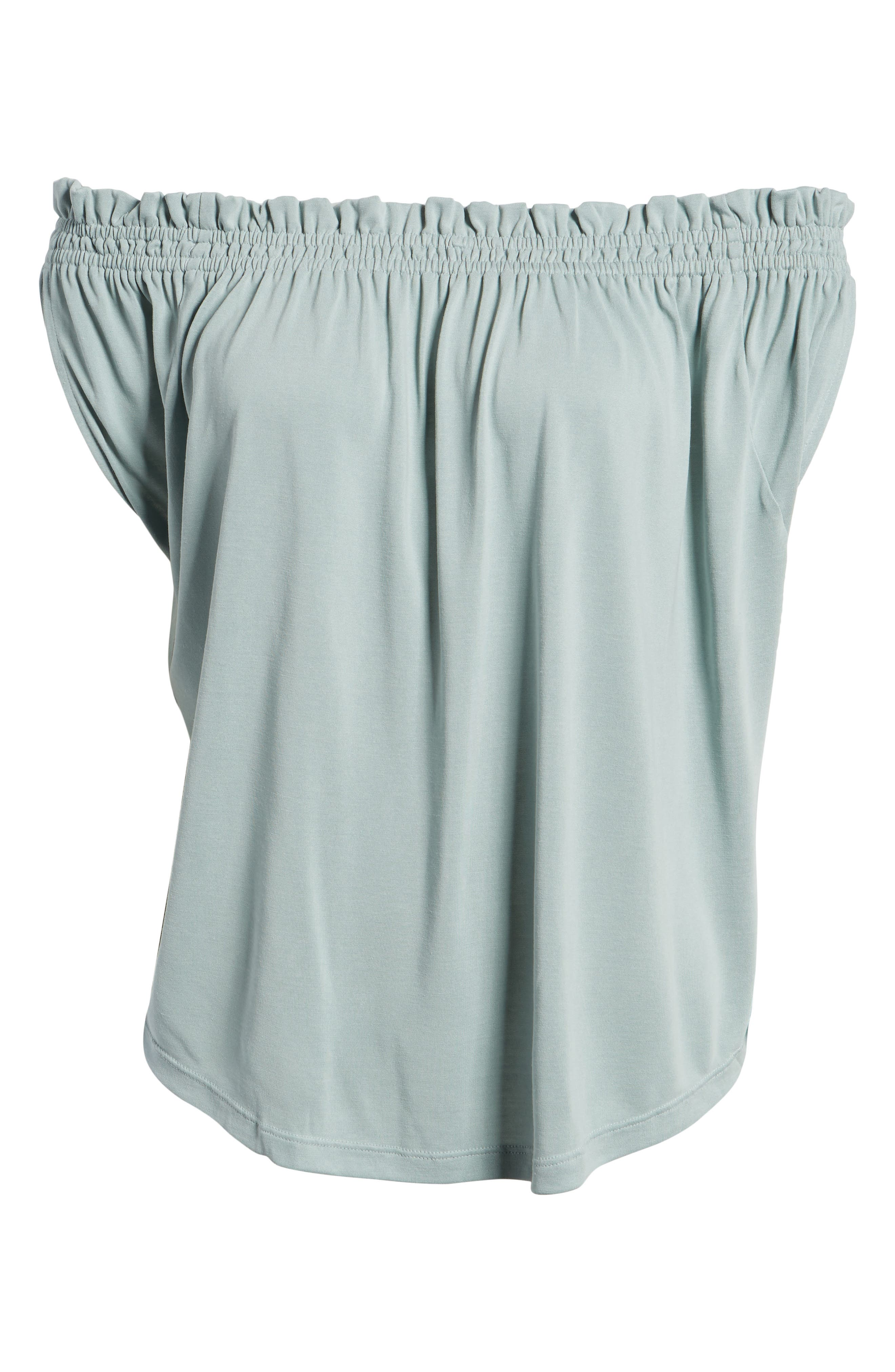 Off the Shoulder Top,                             Alternate thumbnail 6, color,                             310