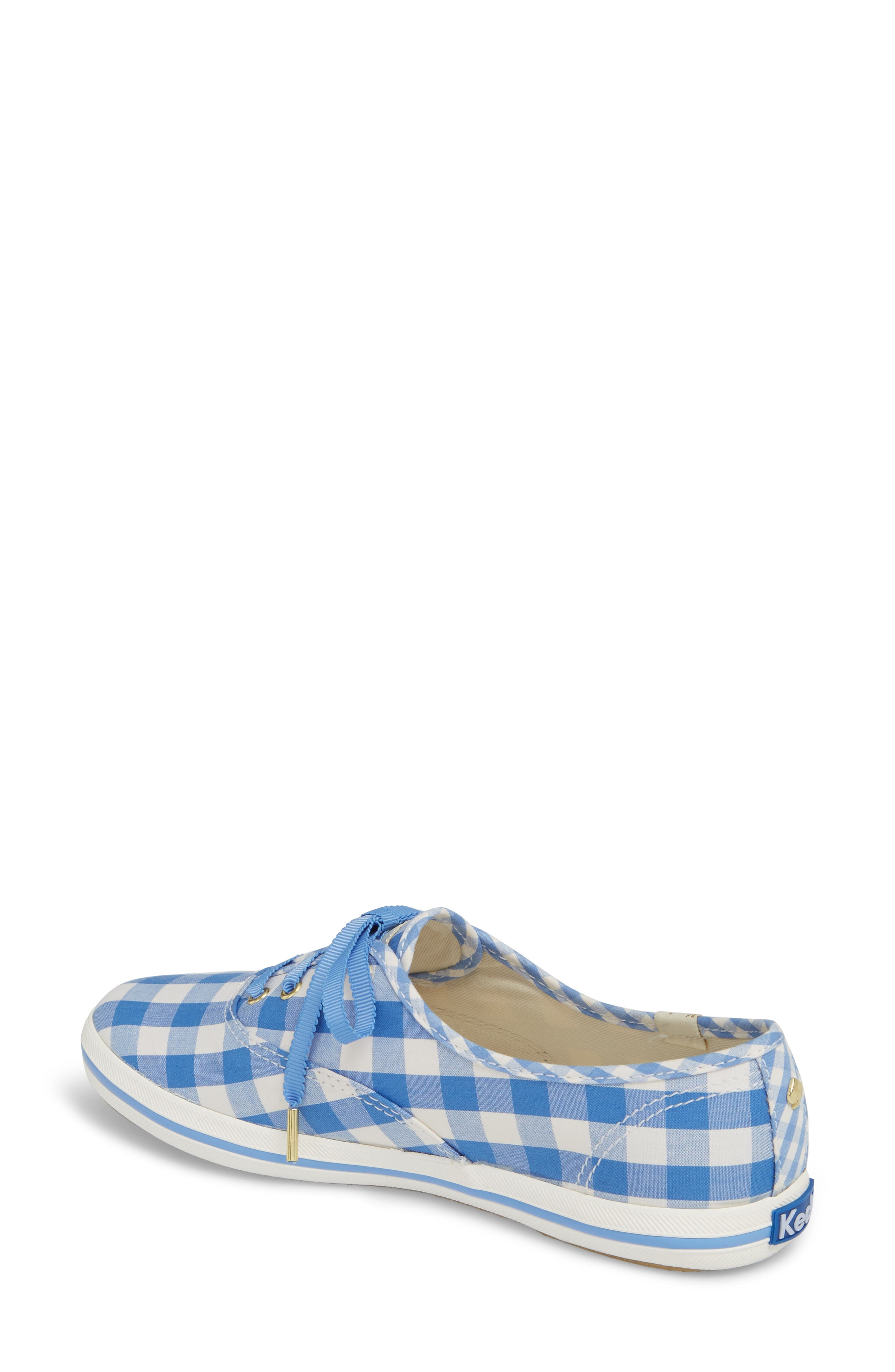 champion gingham sneaker,                             Alternate thumbnail 4, color,