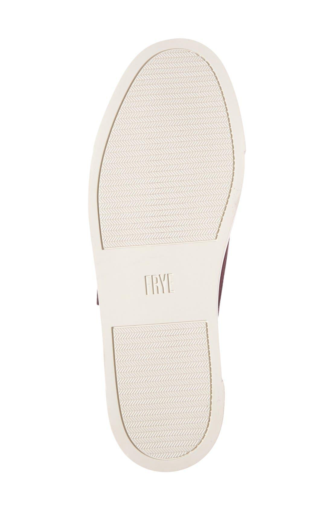 'Gemma' Kiltie Slip On-Sneaker,                             Alternate thumbnail 24, color,