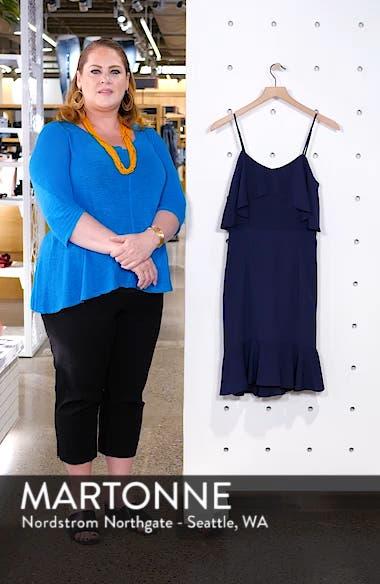 Double Ruffle Flounce Dress, sales video thumbnail