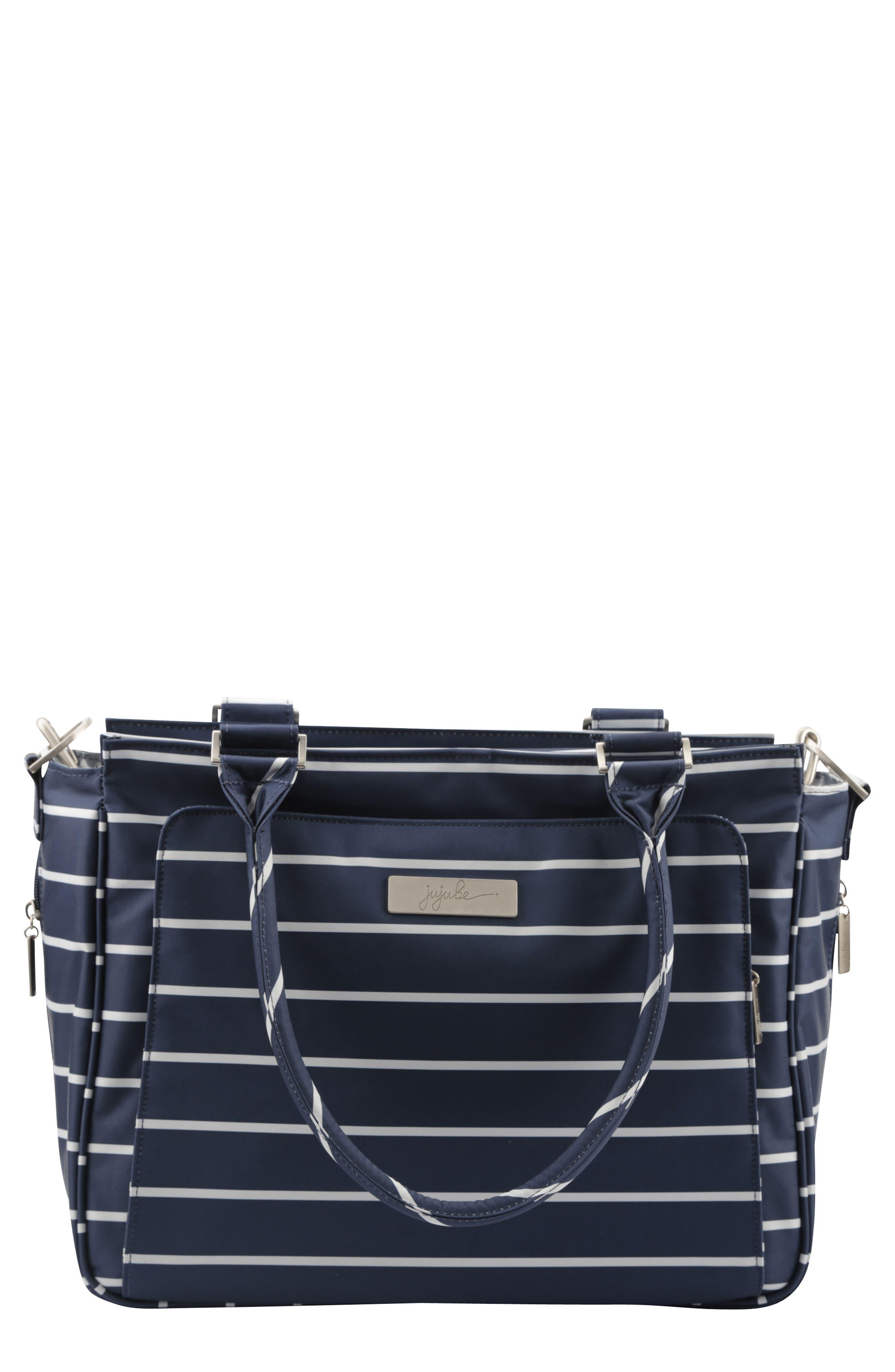 Be Classy - Coastal Collection Diaper Bag,                             Main thumbnail 1, color,                             NANTUCKET