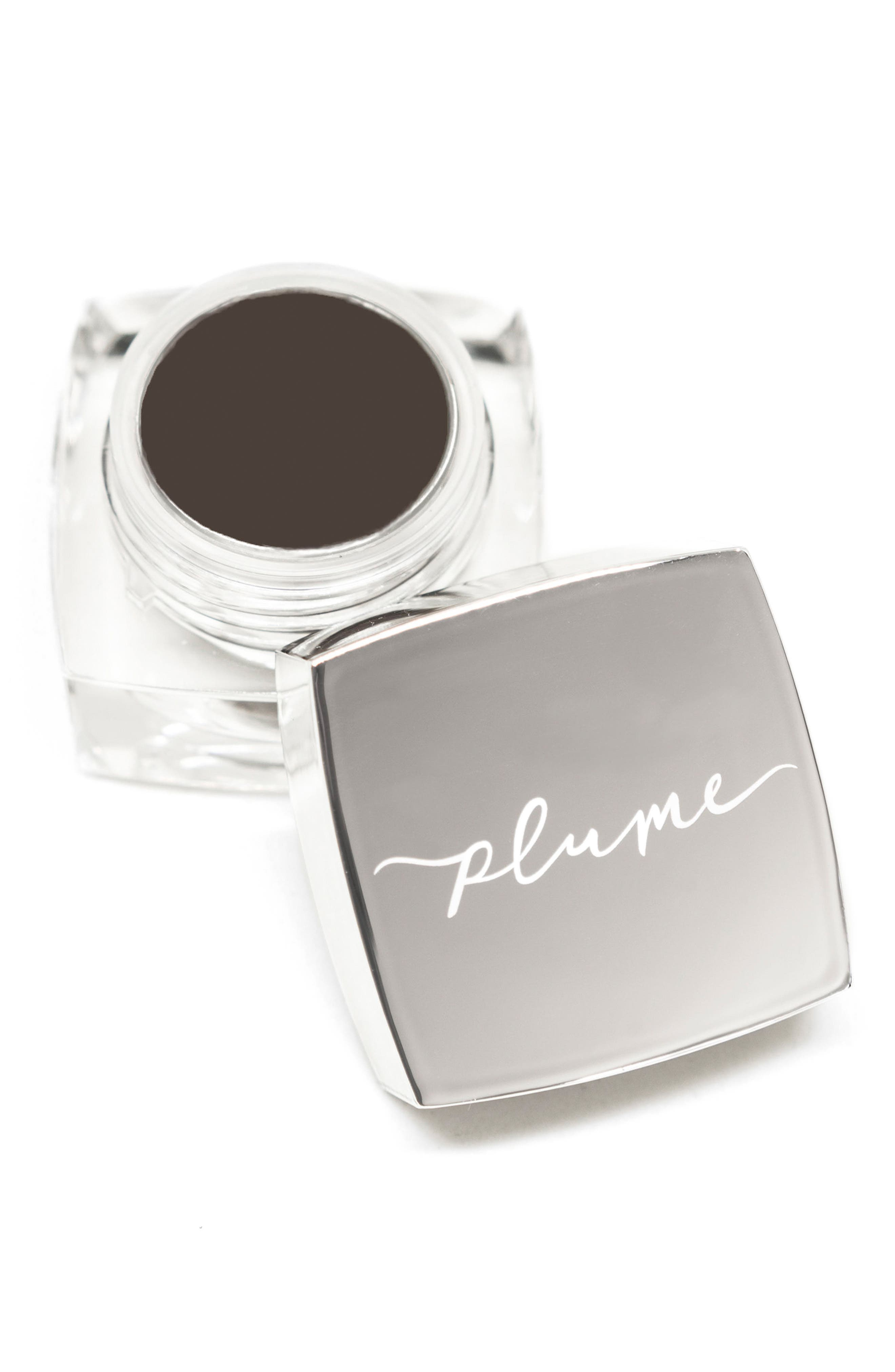 Nourish & Define Brow Pomade,                             Main thumbnail 1, color,                             ENDLESS MIDNIGHT