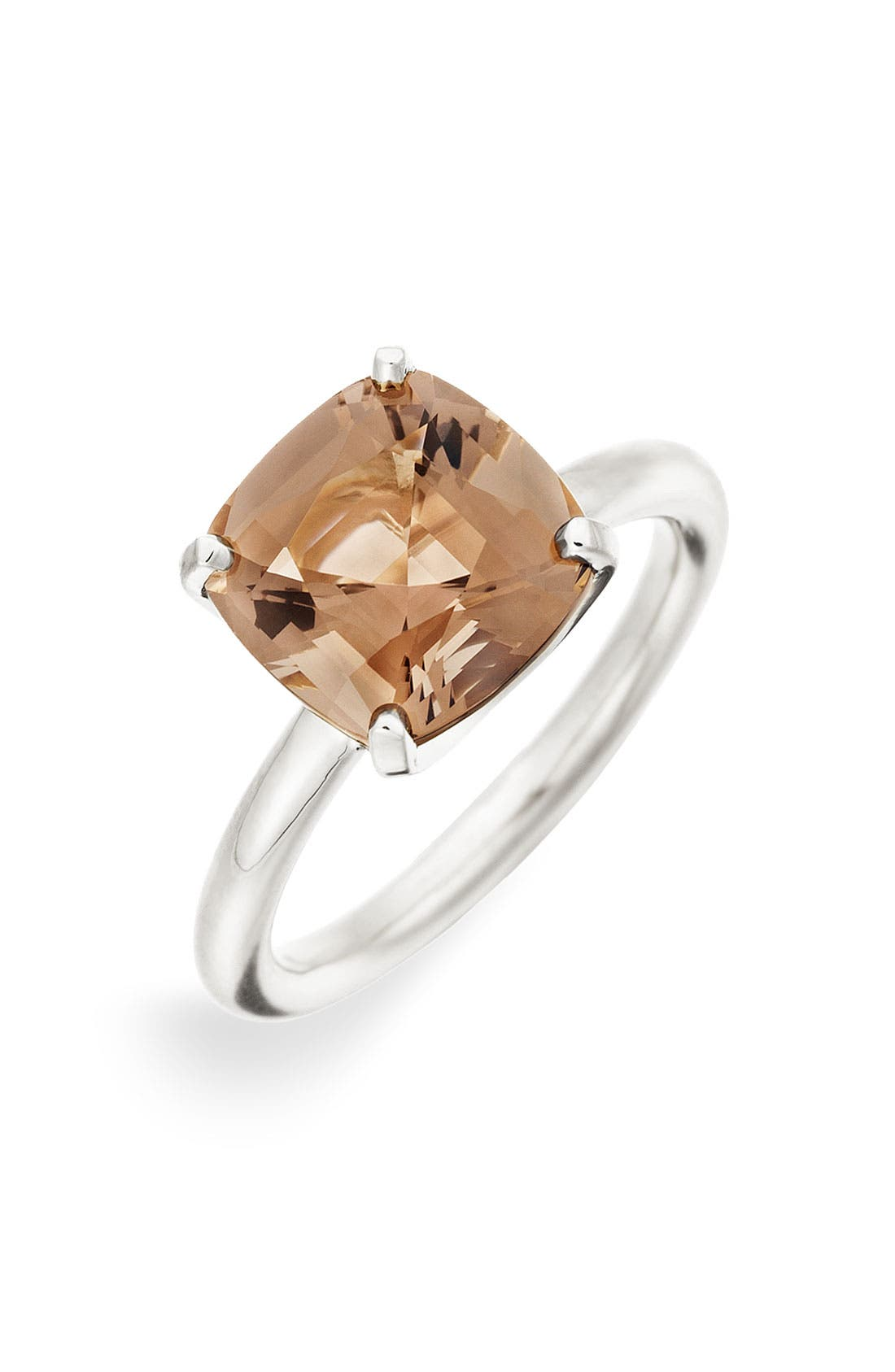 'Twinkle' Cushion Ring,                         Main,                         color, 020