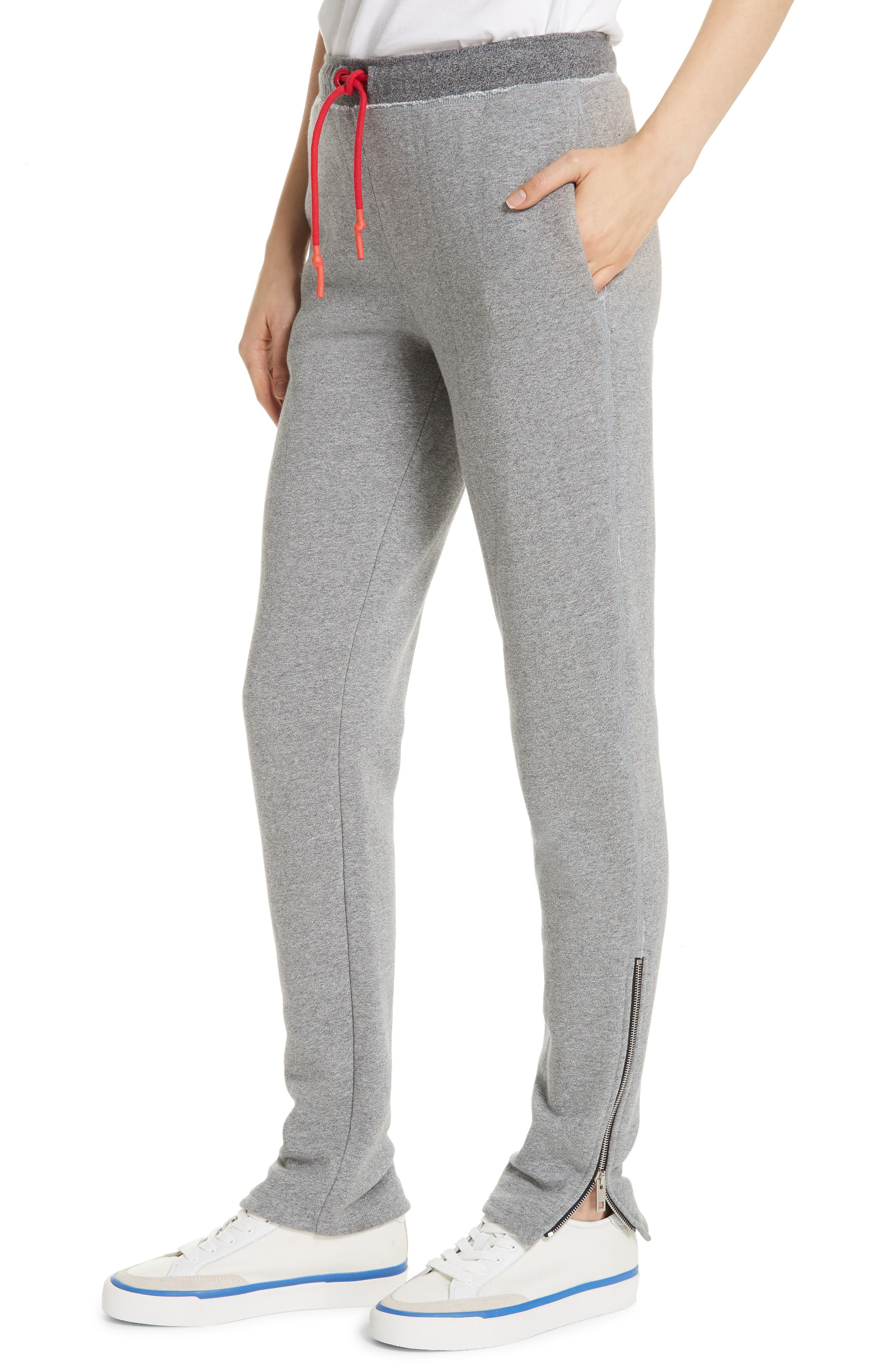 Best Sweatpants,                             Alternate thumbnail 4, color,                             HEATHER GREY