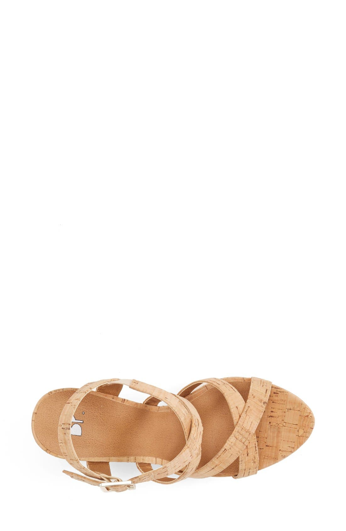 'Summers' Wedge Sandal,                             Alternate thumbnail 10, color,