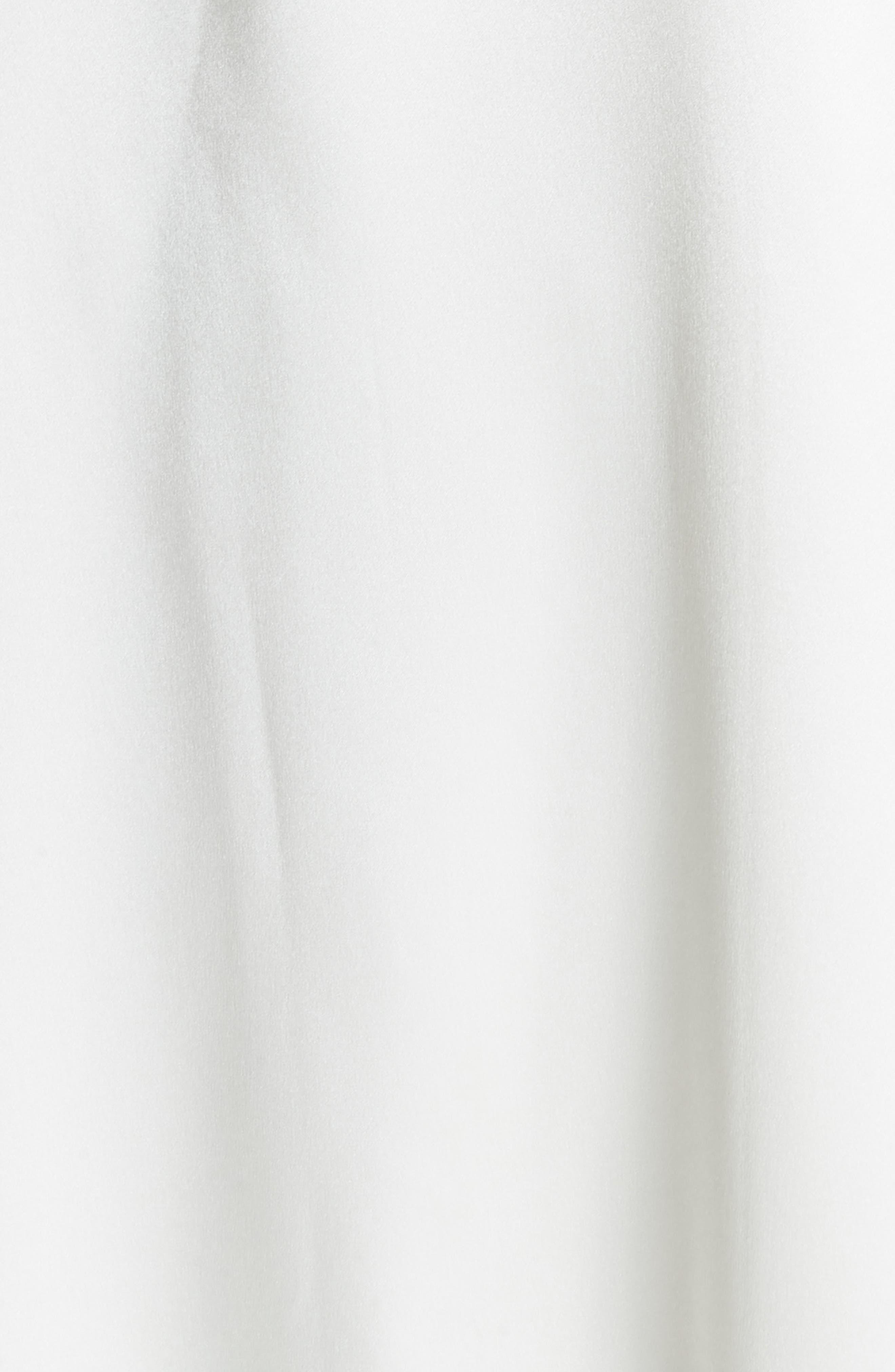 Claire Silk Midi Dress,                             Alternate thumbnail 6, color,                             104