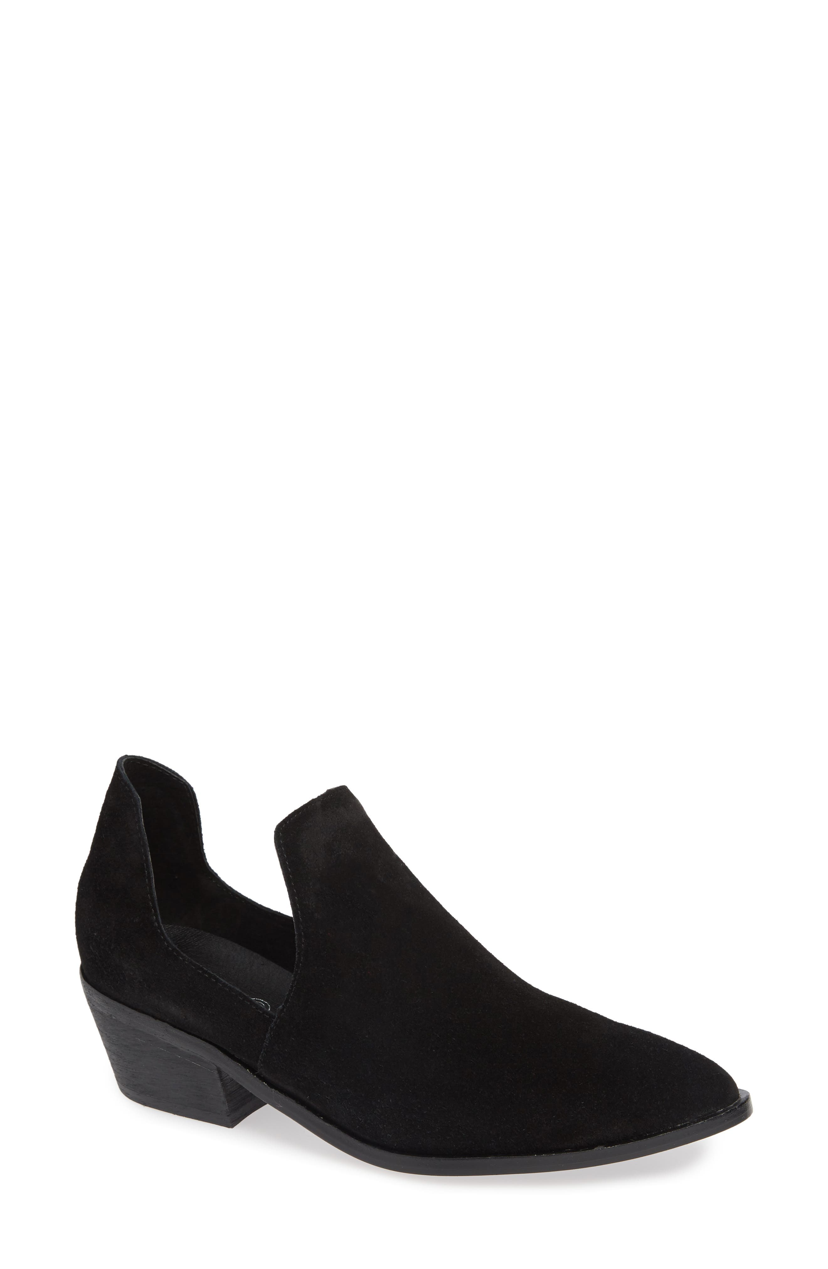 Chinese Laundry Focus Open Sided Bootie, Black