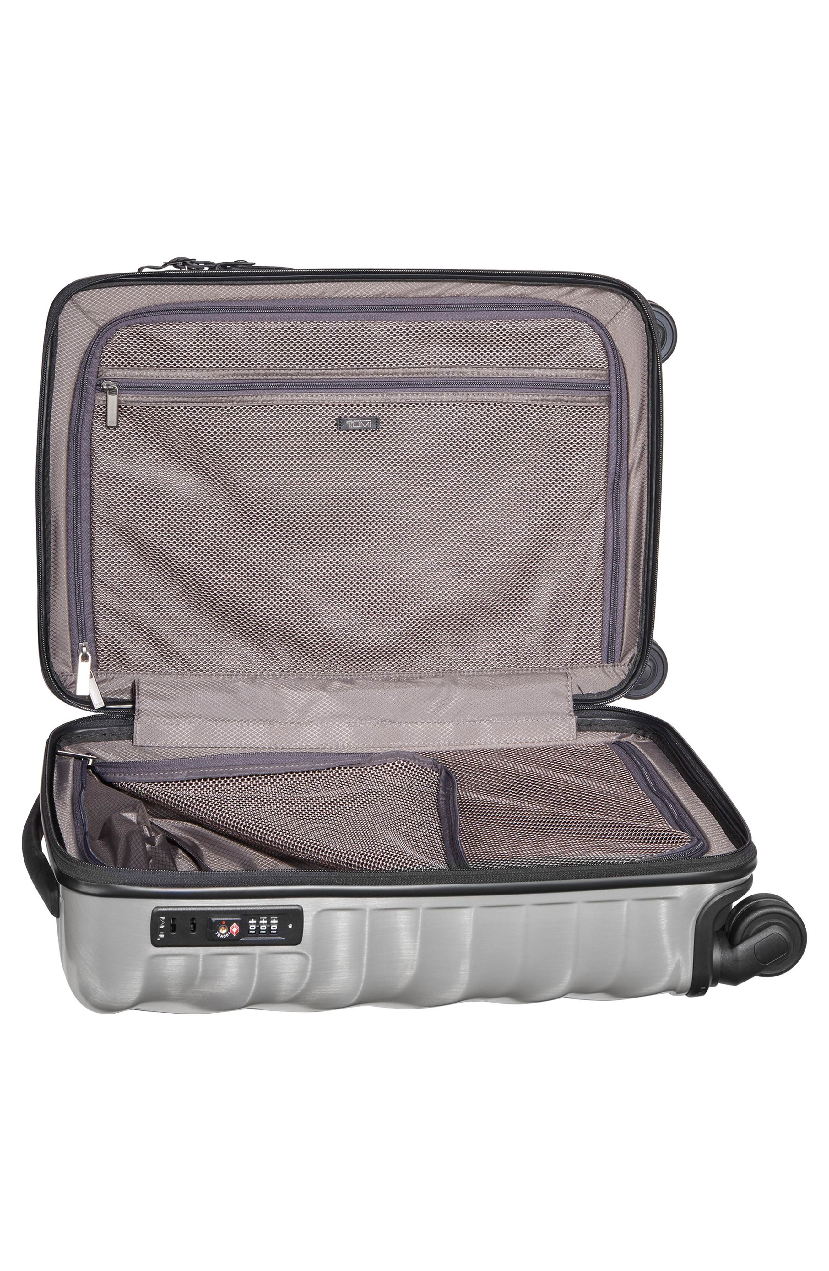19 Degree 21-Inch International Wheeled Carry-On,                             Alternate thumbnail 4, color,