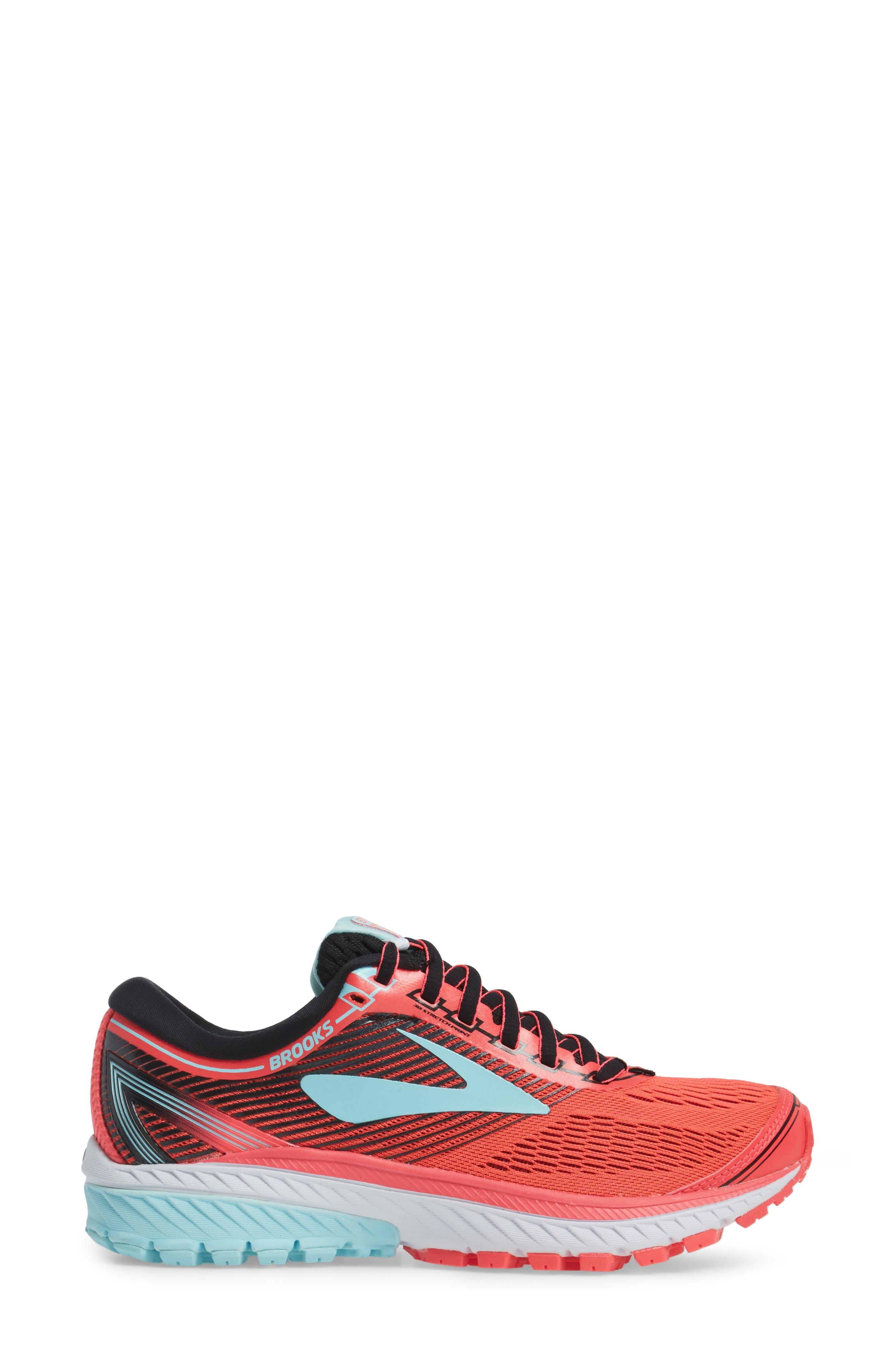 Ghost 10 Running Shoe,                             Alternate thumbnail 24, color,
