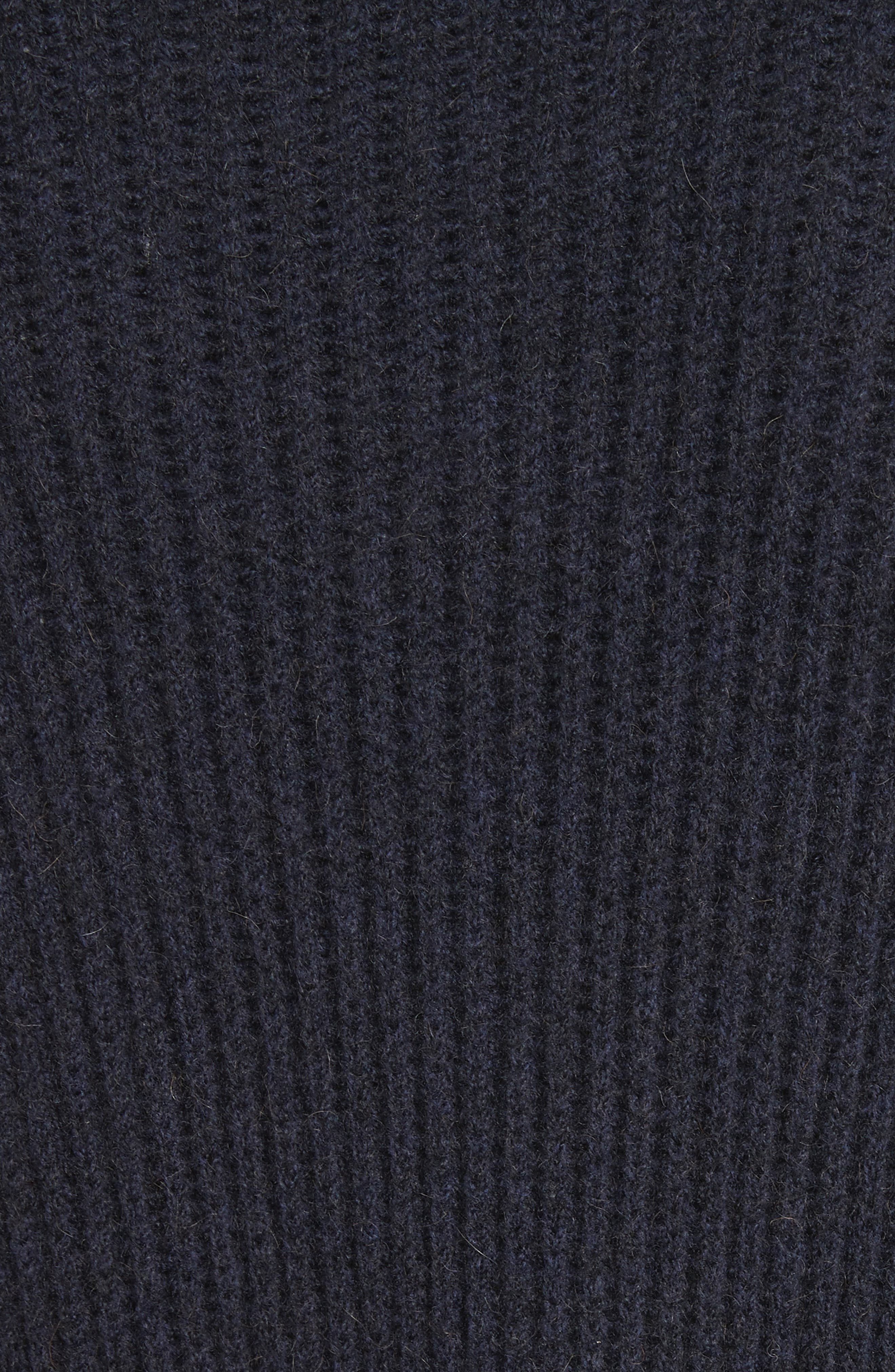 James Merino Wool Blend Cardigan,                             Alternate thumbnail 5, color,                             401