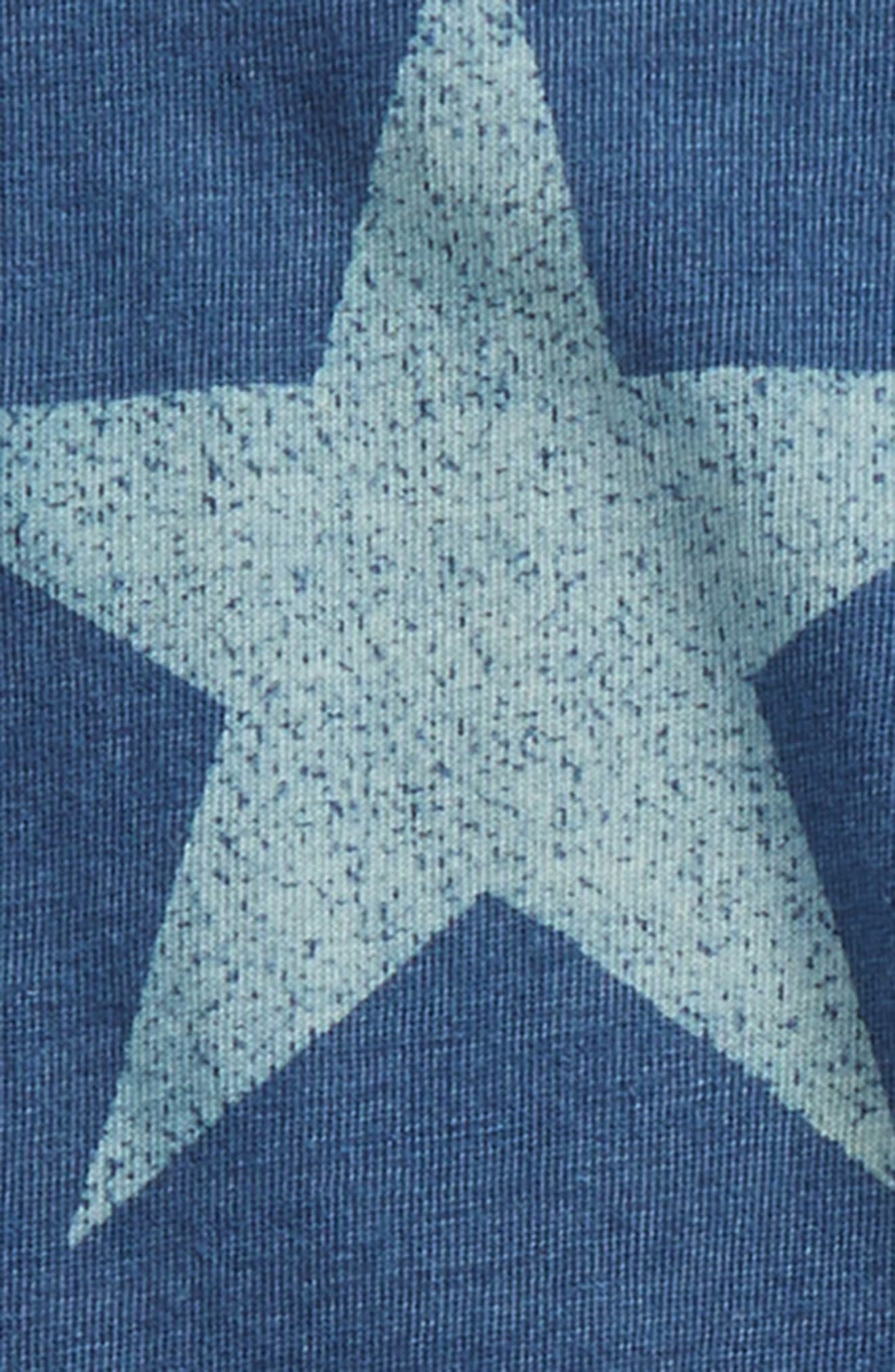 Star Bodysuit & Pants Set,                             Alternate thumbnail 2, color,                             401