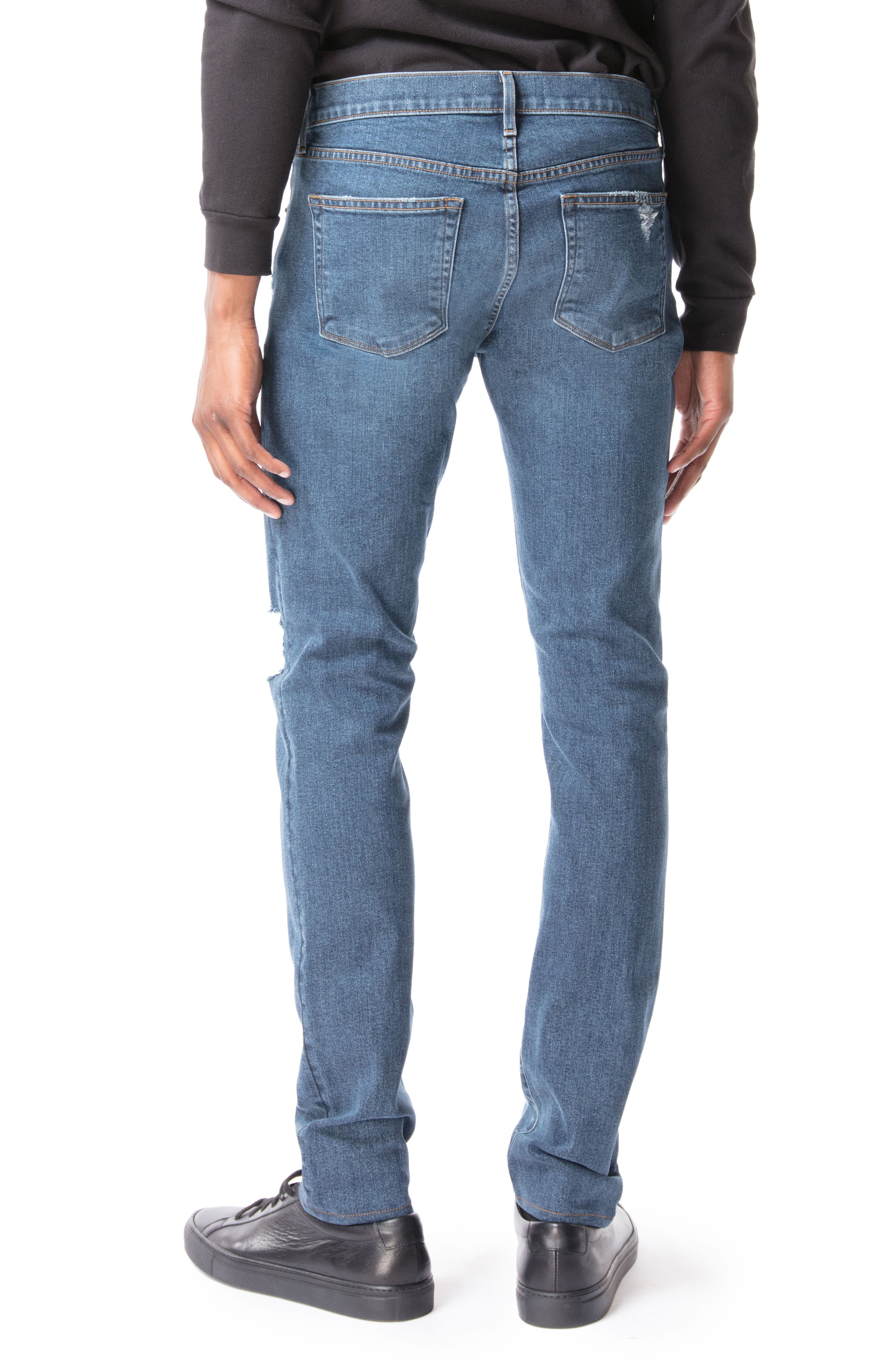 Mick Skinny Fit Jeans,                             Alternate thumbnail 2, color,                             494