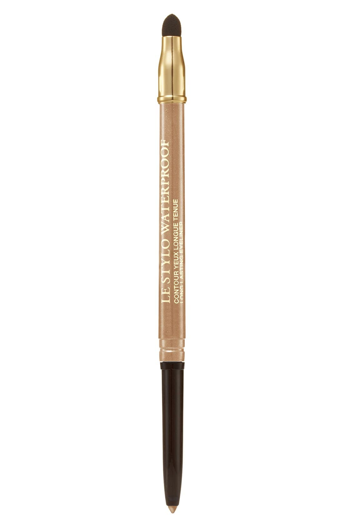 Le Stylo Waterproof Long Lasting Eyeliner,                             Main thumbnail 1, color,                             NUDE SILK