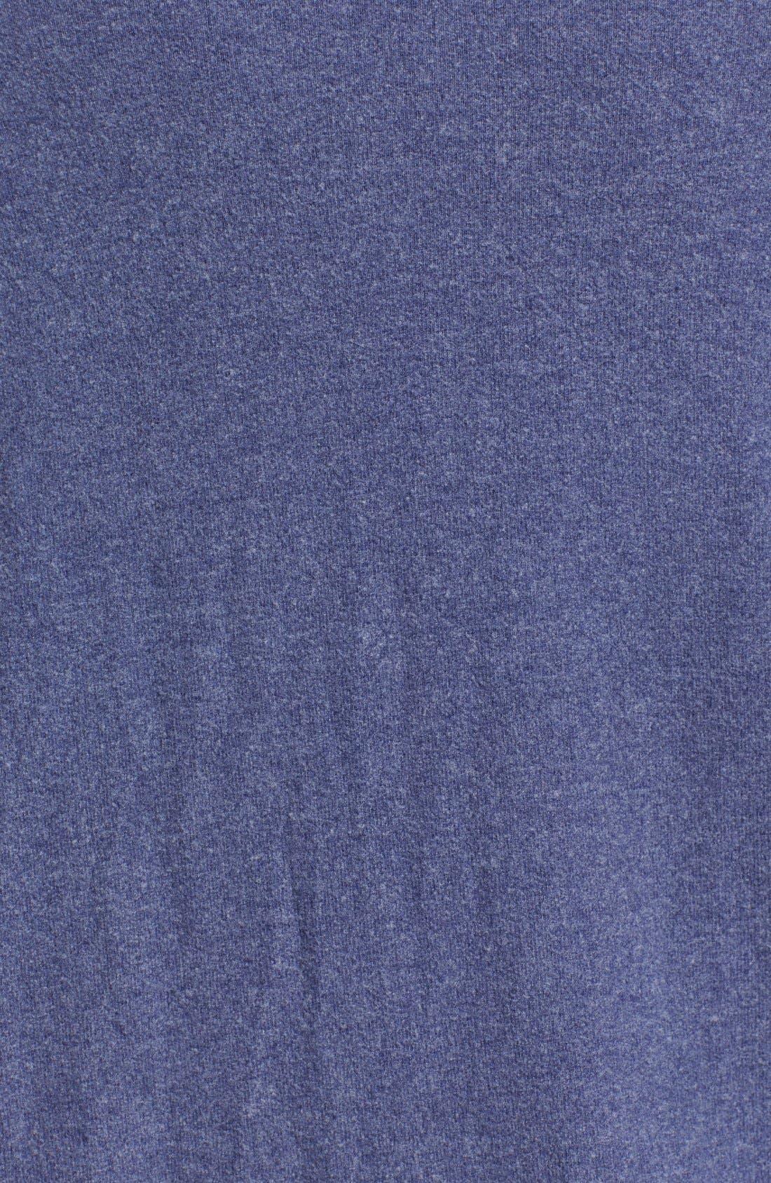 'Inside Out' Skeleton Print Pullover,                             Alternate thumbnail 2, color,                             401