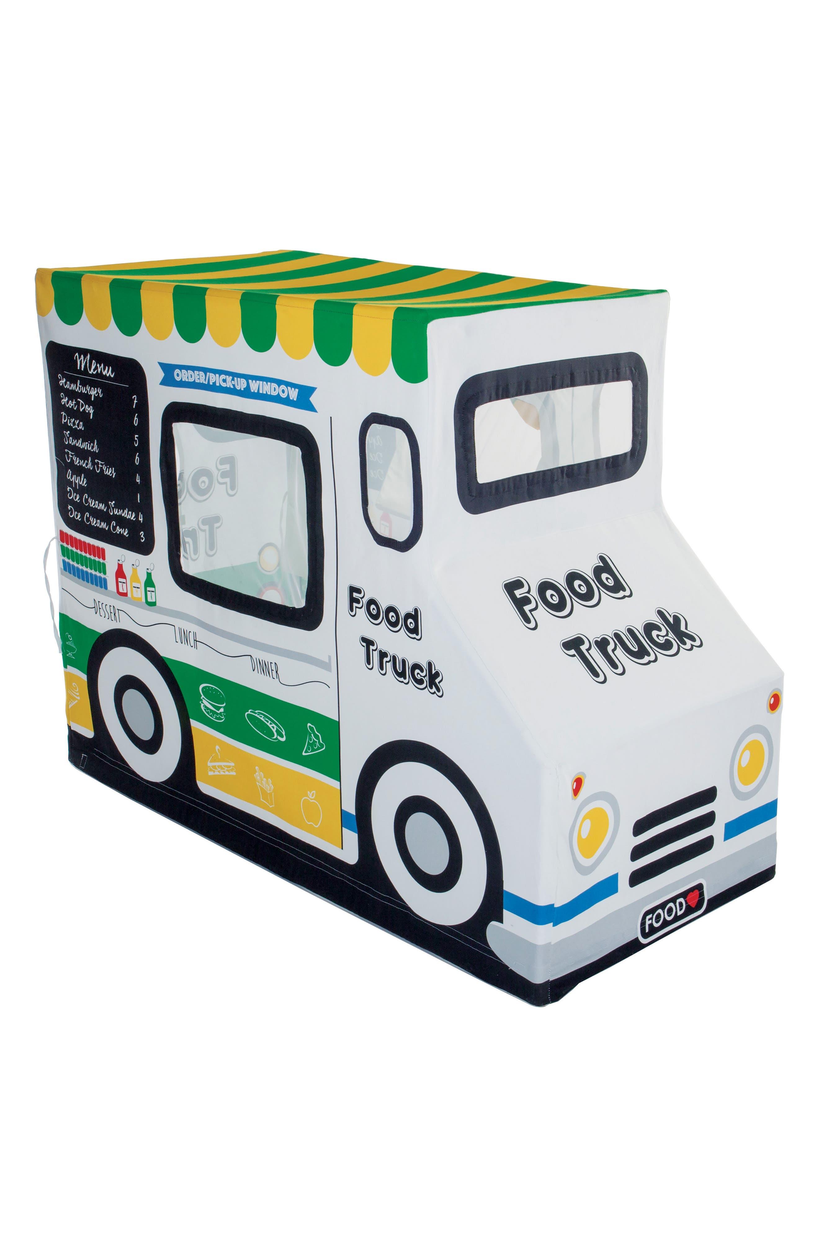 Food Truck Tent,                             Alternate thumbnail 6, color,                             WHITE