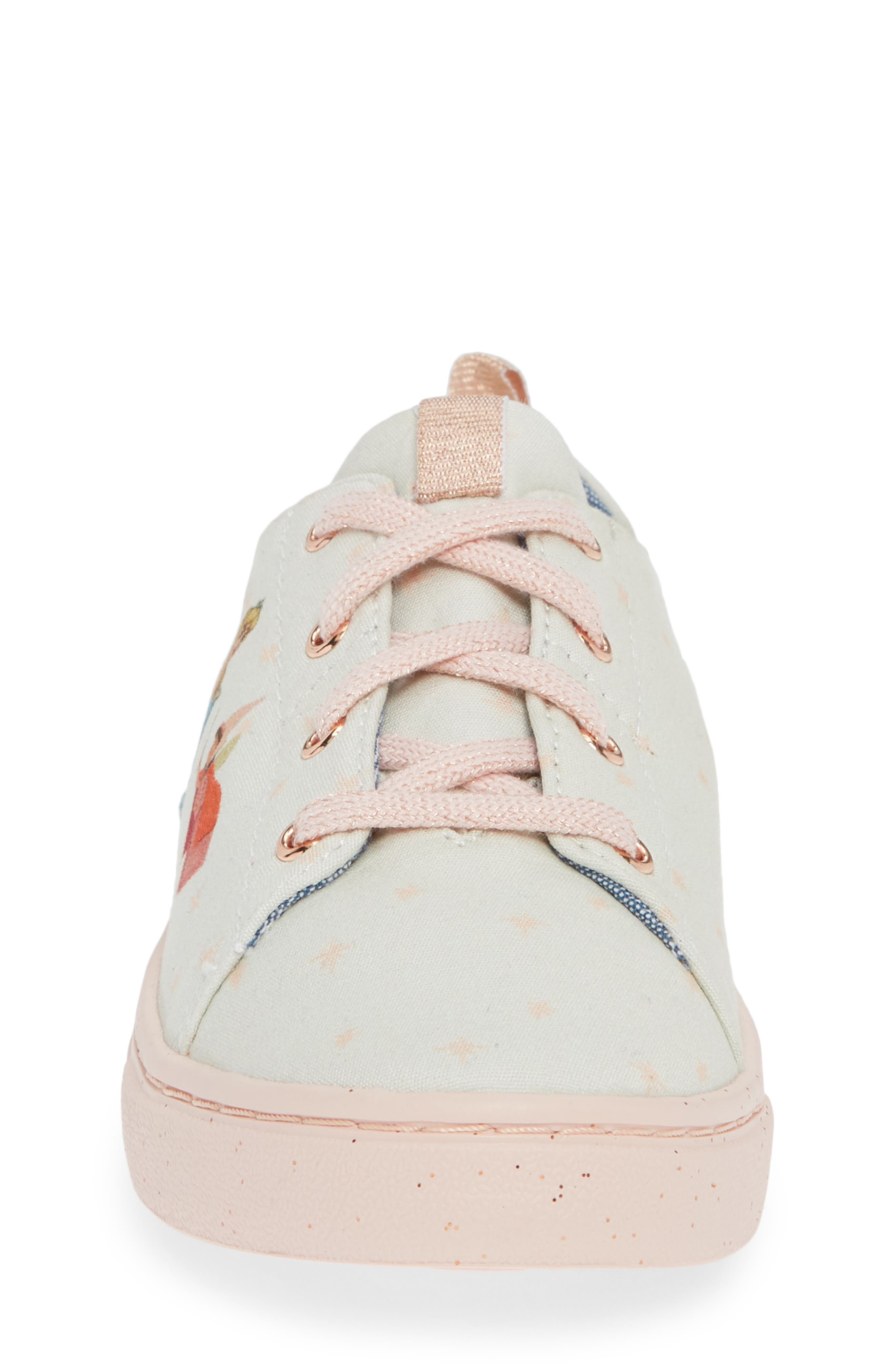 x Disney Lenny Low Top Sneaker,                             Alternate thumbnail 4, color,                             FAIRY GODMOTHER