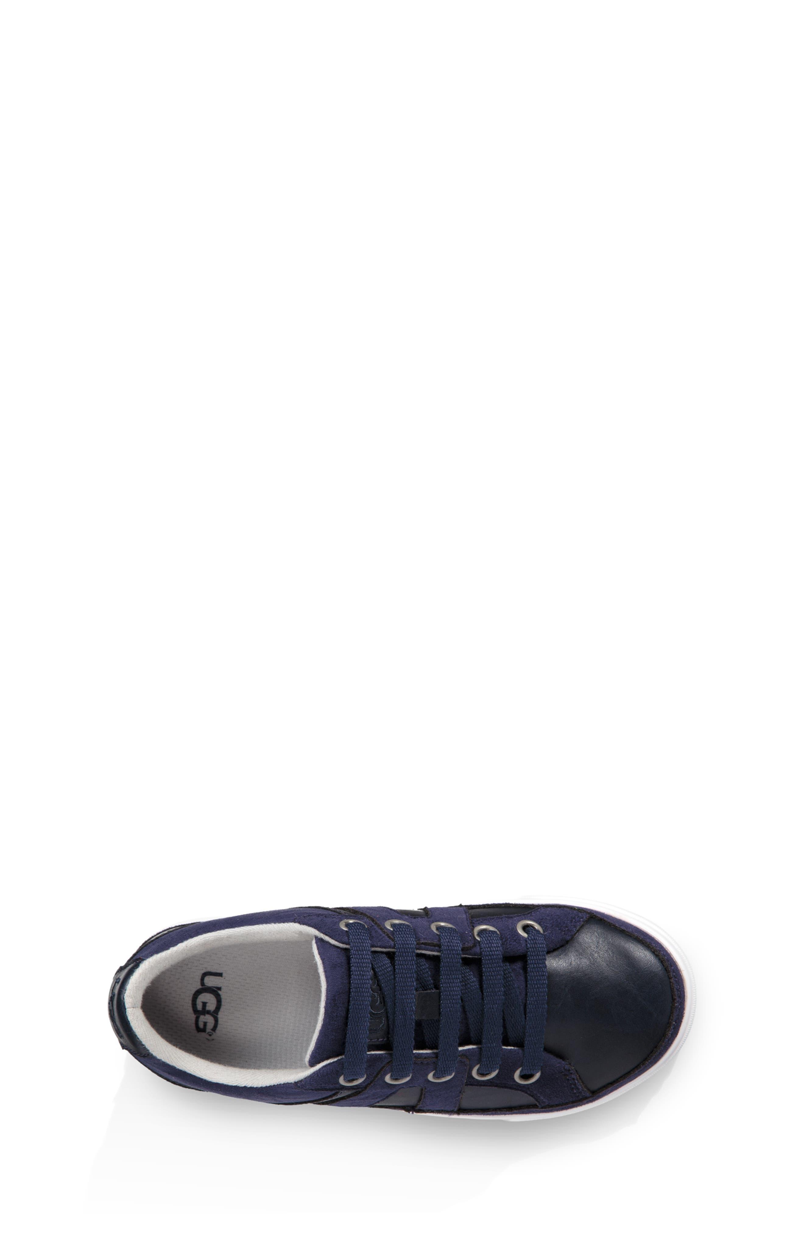 Marcus Sneaker,                             Alternate thumbnail 4, color,                             NAVY