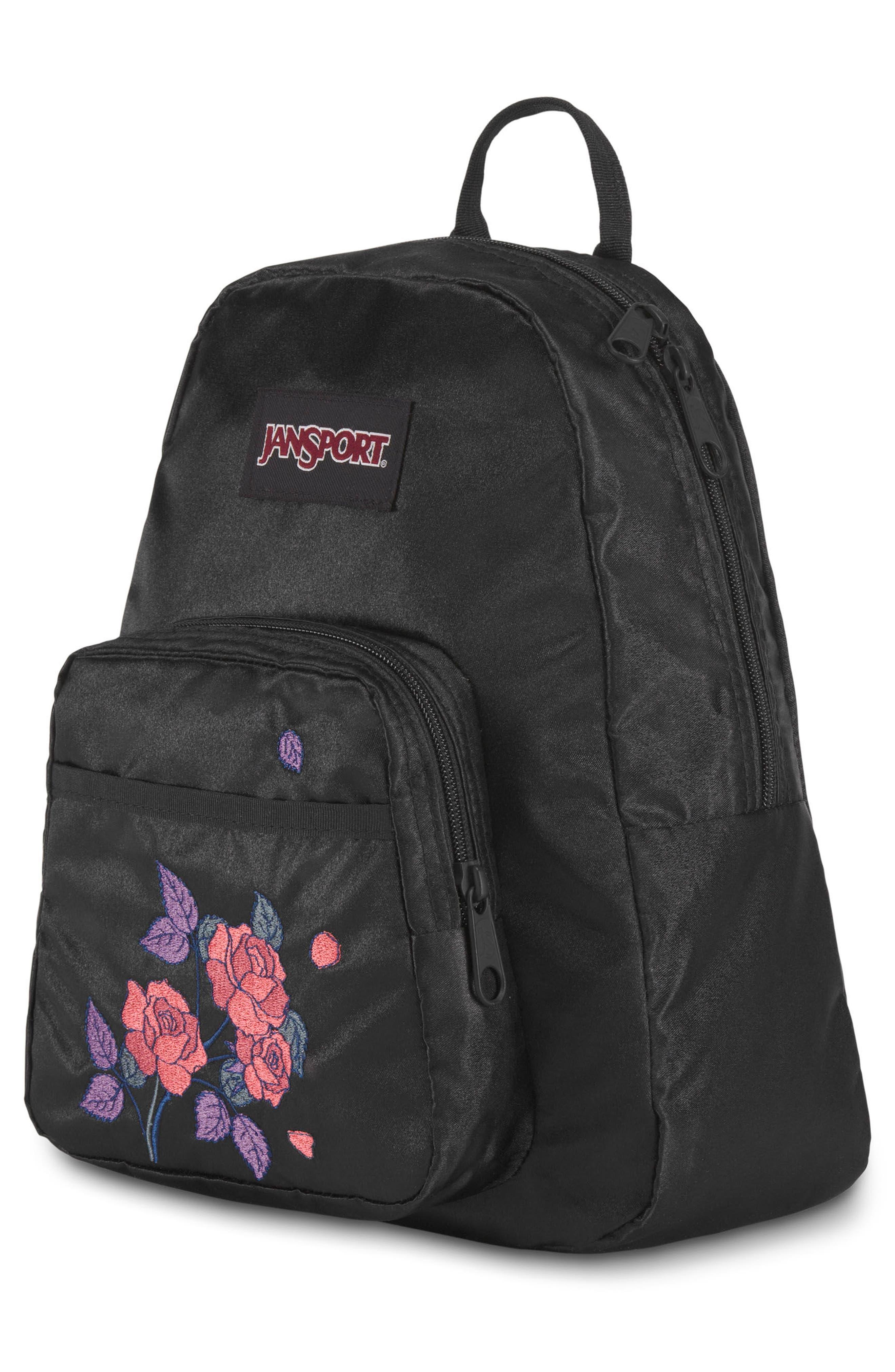 Half Pint FX Backpack,                             Alternate thumbnail 3, color,                             SATIN ROSE
