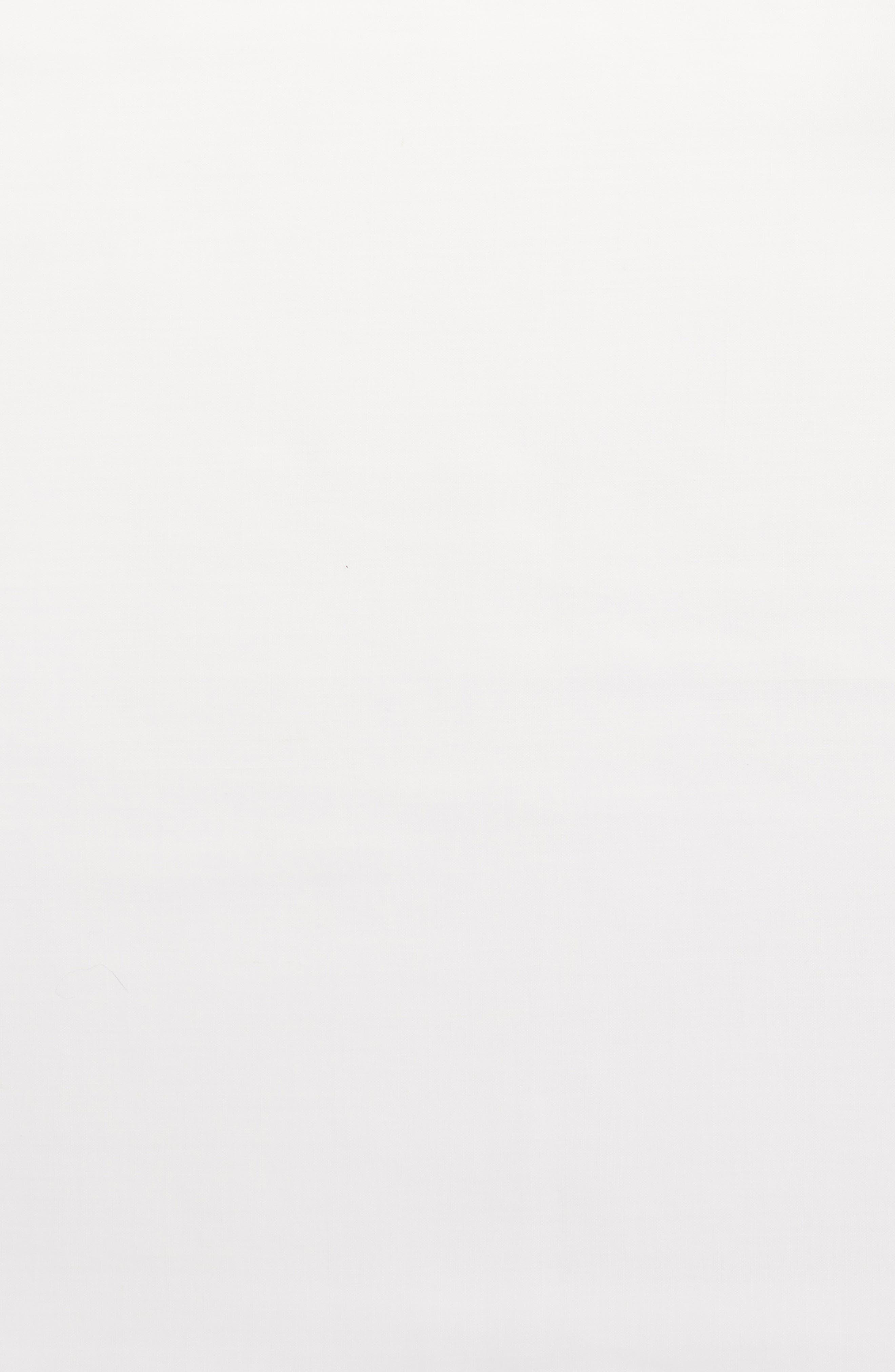 Solid Linen Pocket Square,                             Alternate thumbnail 3, color,                             100