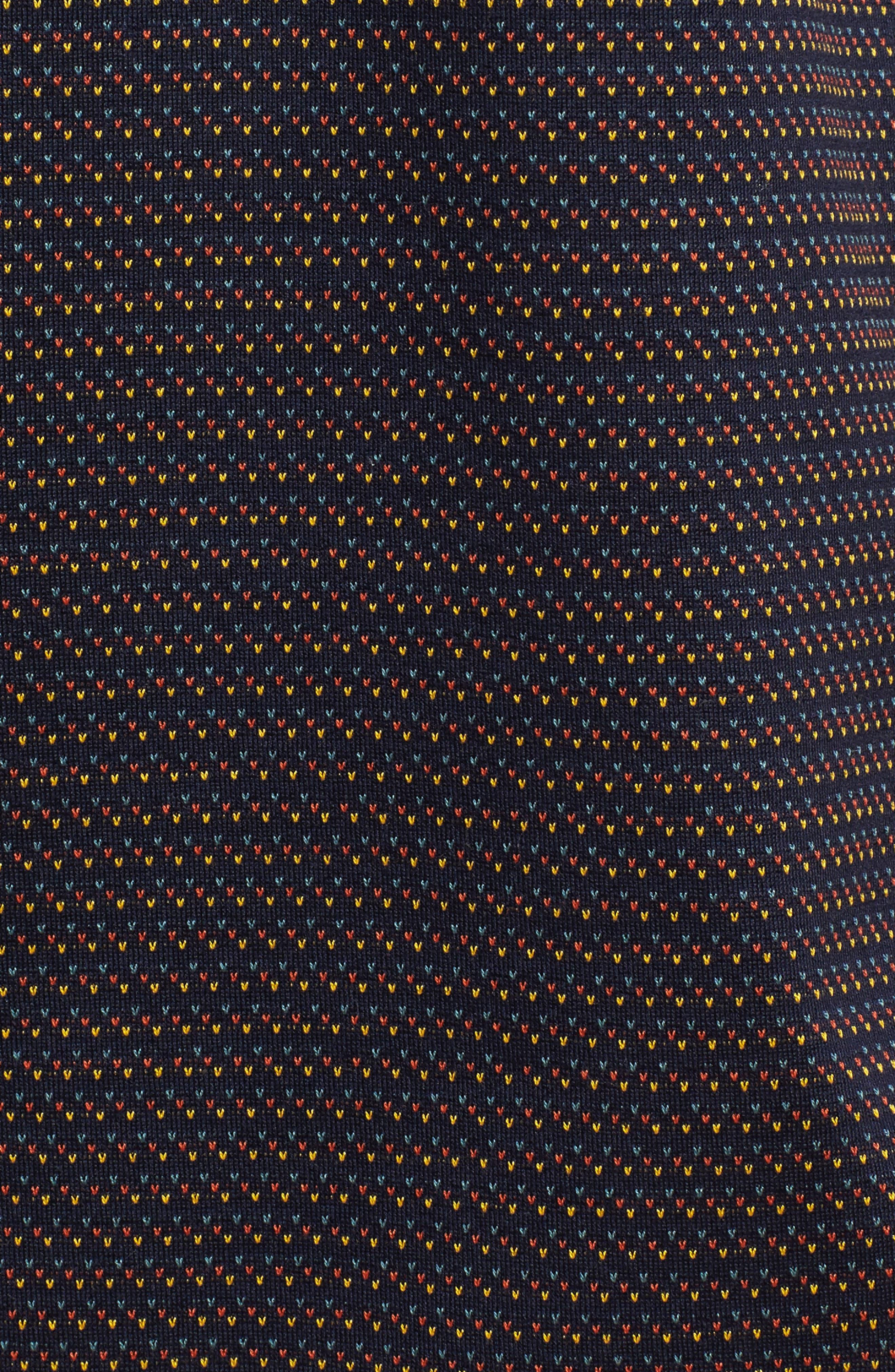 Micro Dot Polo,                             Alternate thumbnail 5, color,