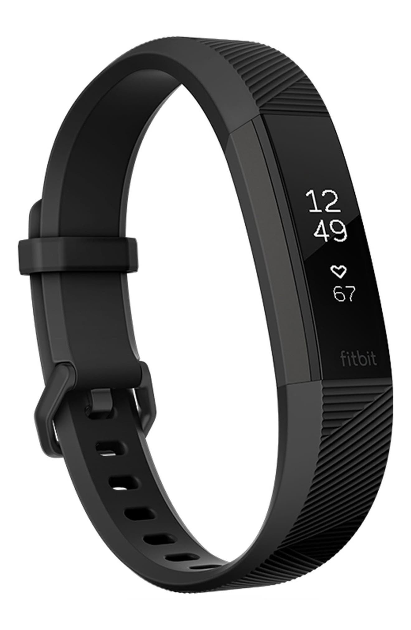 Special Edition Alta HR Wireless Heart Rate and Fitness Tracker,                         Main,                         color, BLACK GUNMETAL