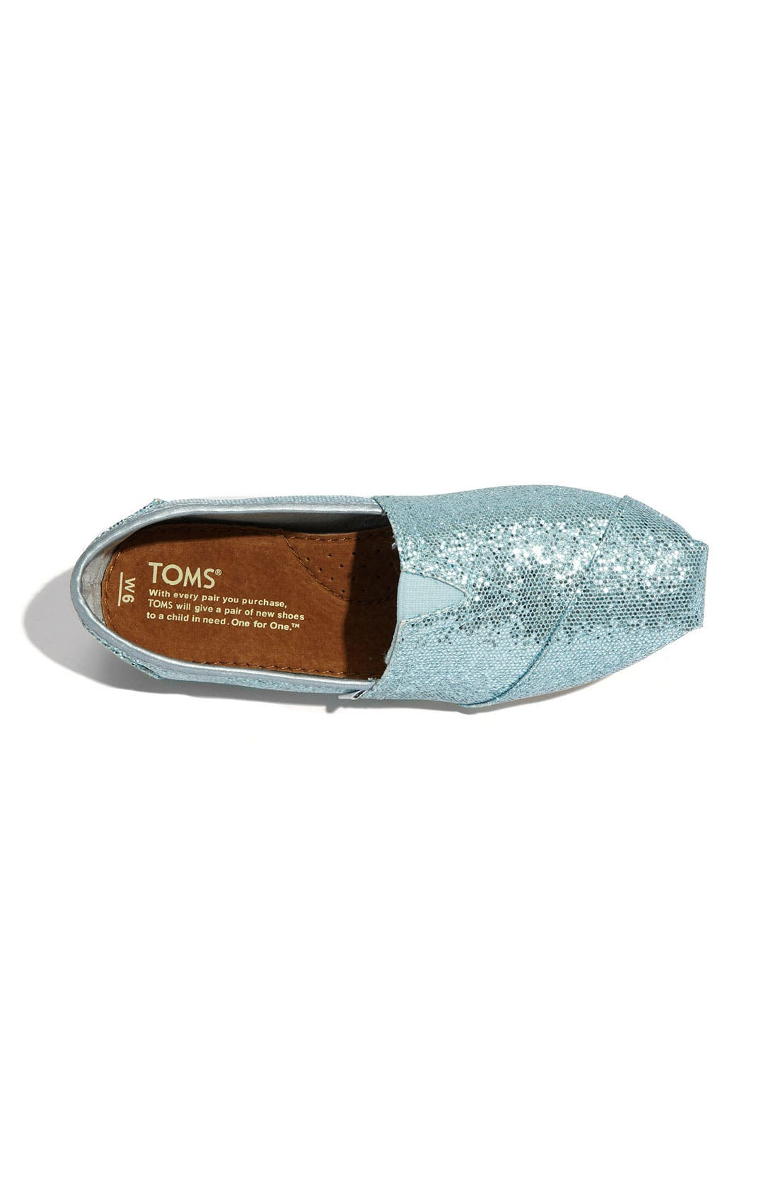 'Classic - Glitter' Slip-On,                             Alternate thumbnail 17, color,