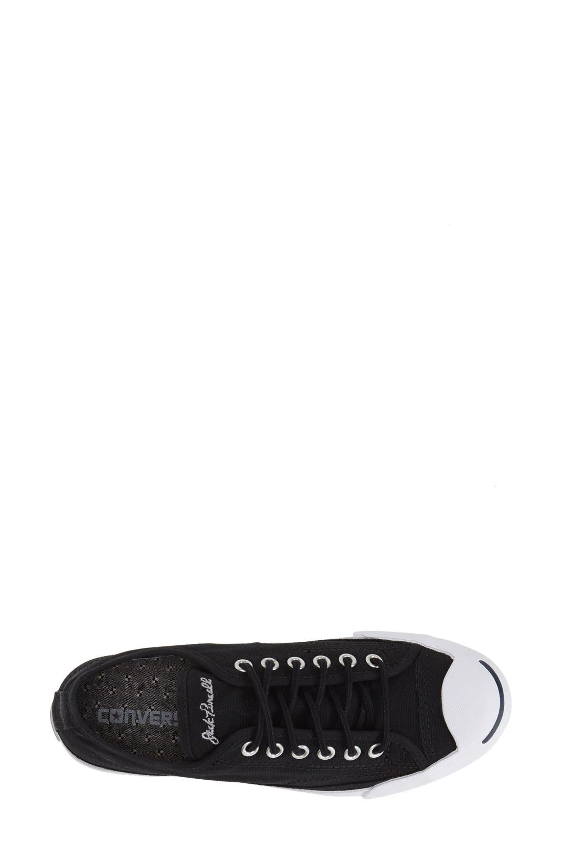 'Jack Purcell' Low Top Slip On Sneaker,                             Alternate thumbnail 4, color,