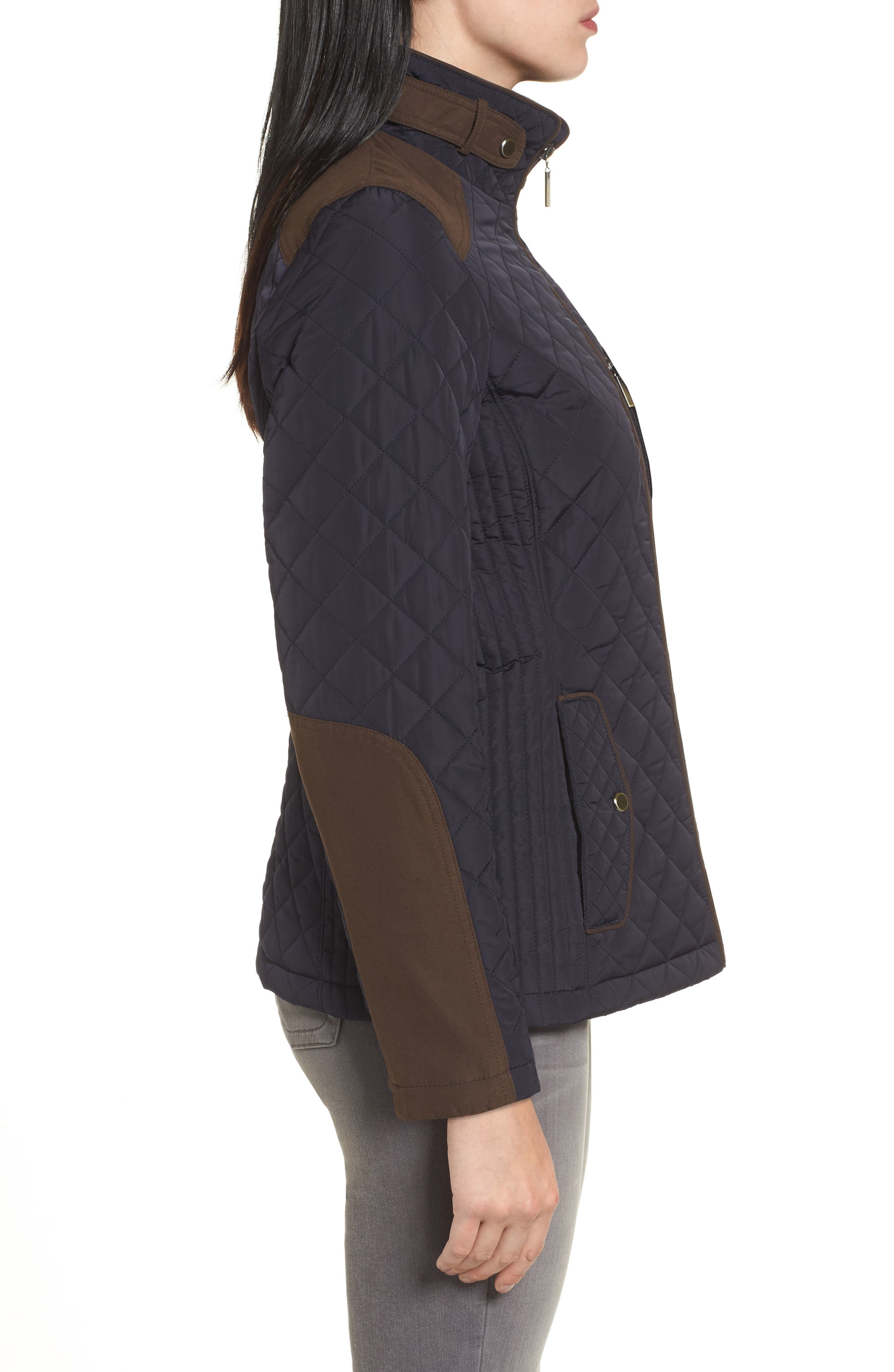 Insulated Jacket,                             Alternate thumbnail 6, color,
