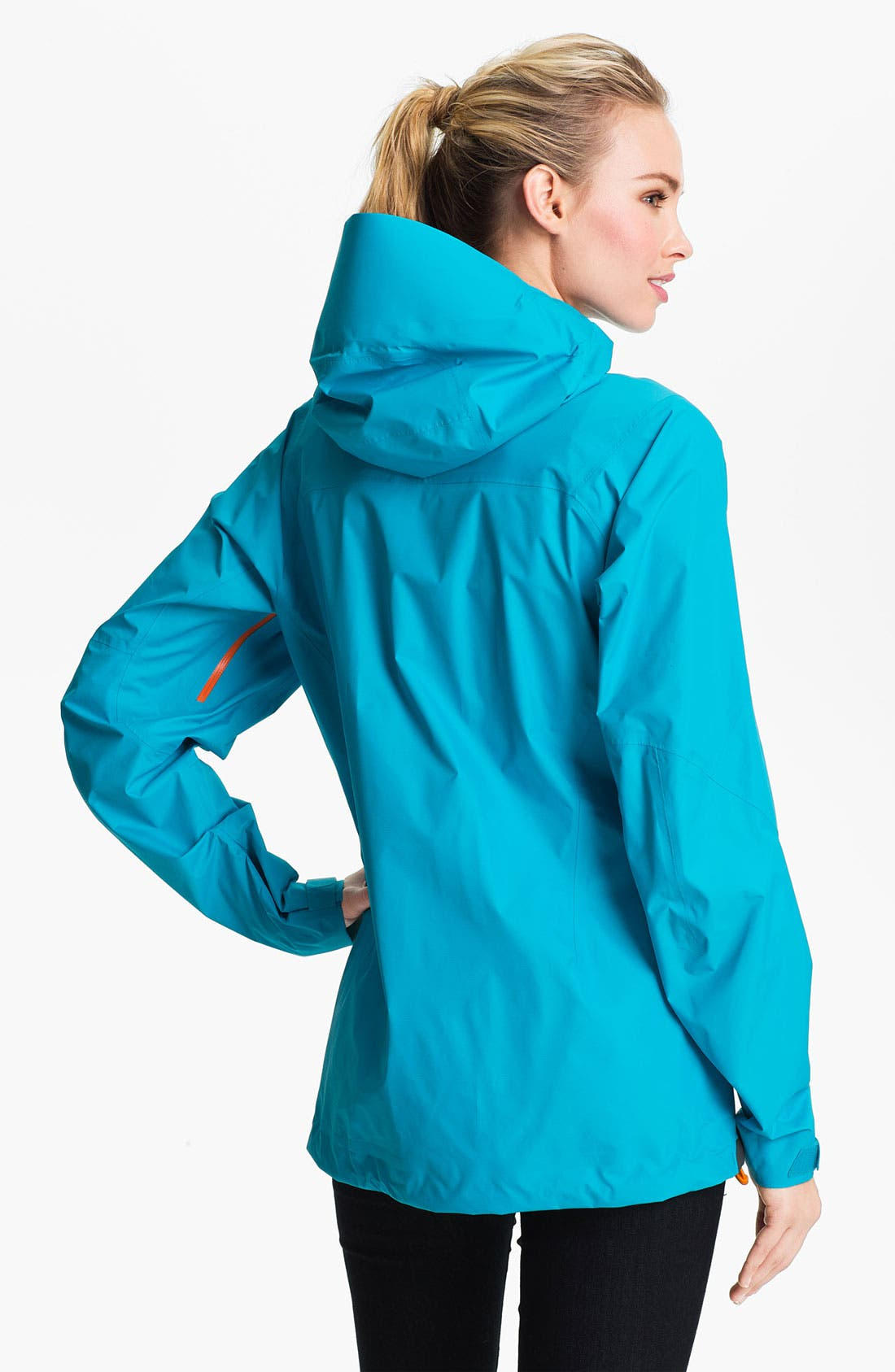 PATAGONIA,                             'Super Cell' Jacket,                             Alternate thumbnail 2, color,                             400