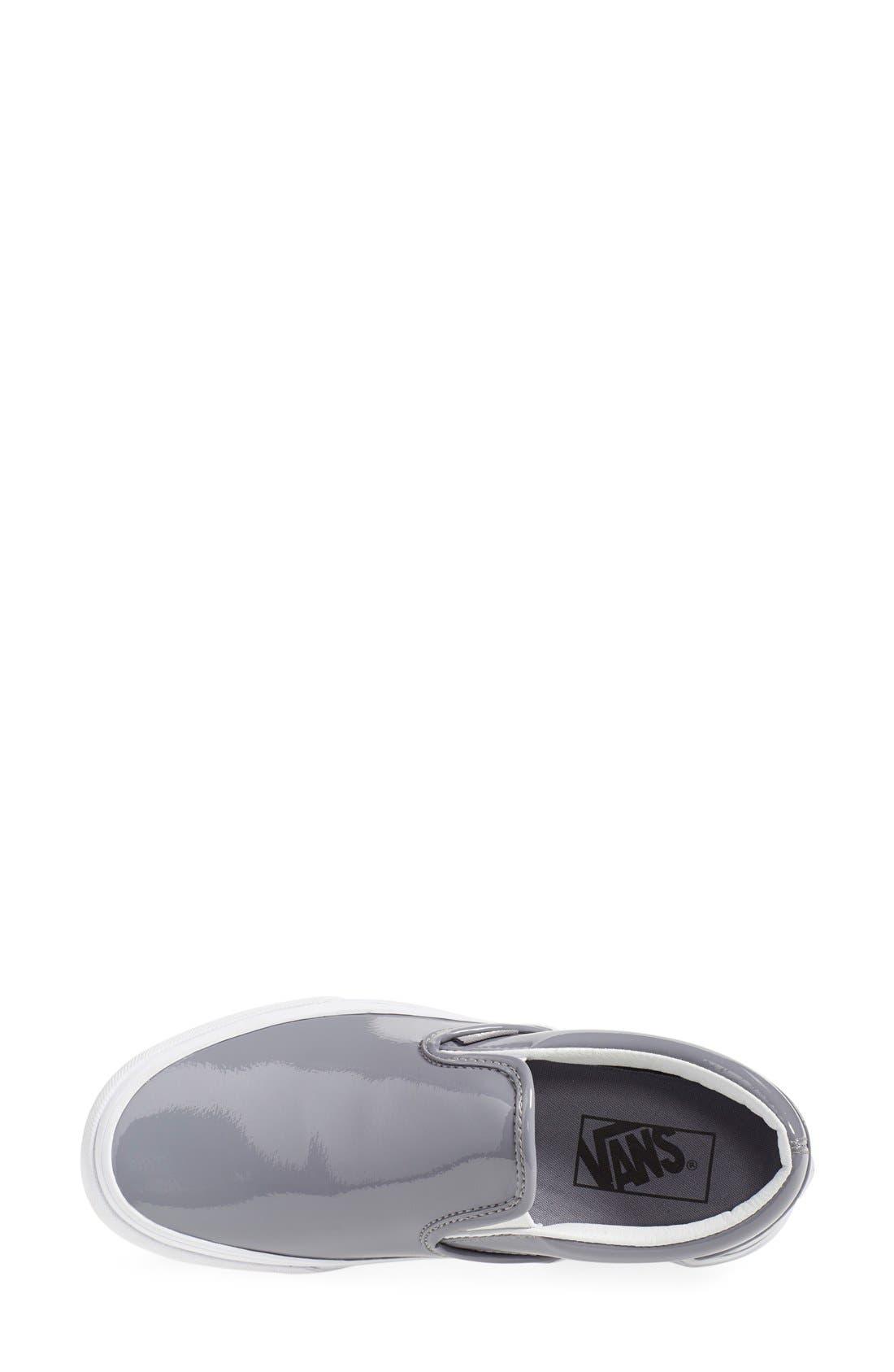 Classic Slip-On Sneaker,                             Alternate thumbnail 318, color,