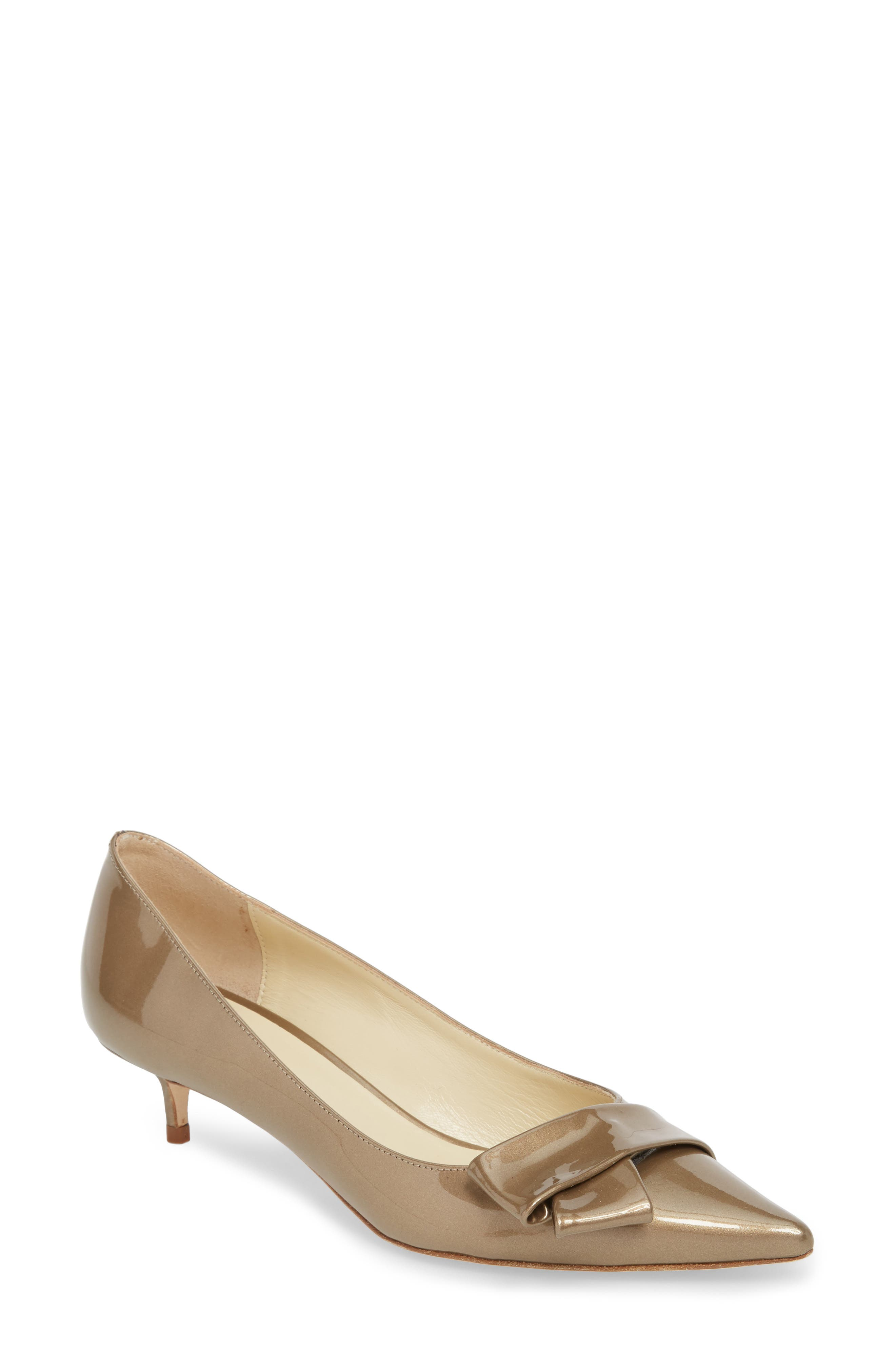Butter Bliss Pointy Toe Pump,                             Main thumbnail 2, color,