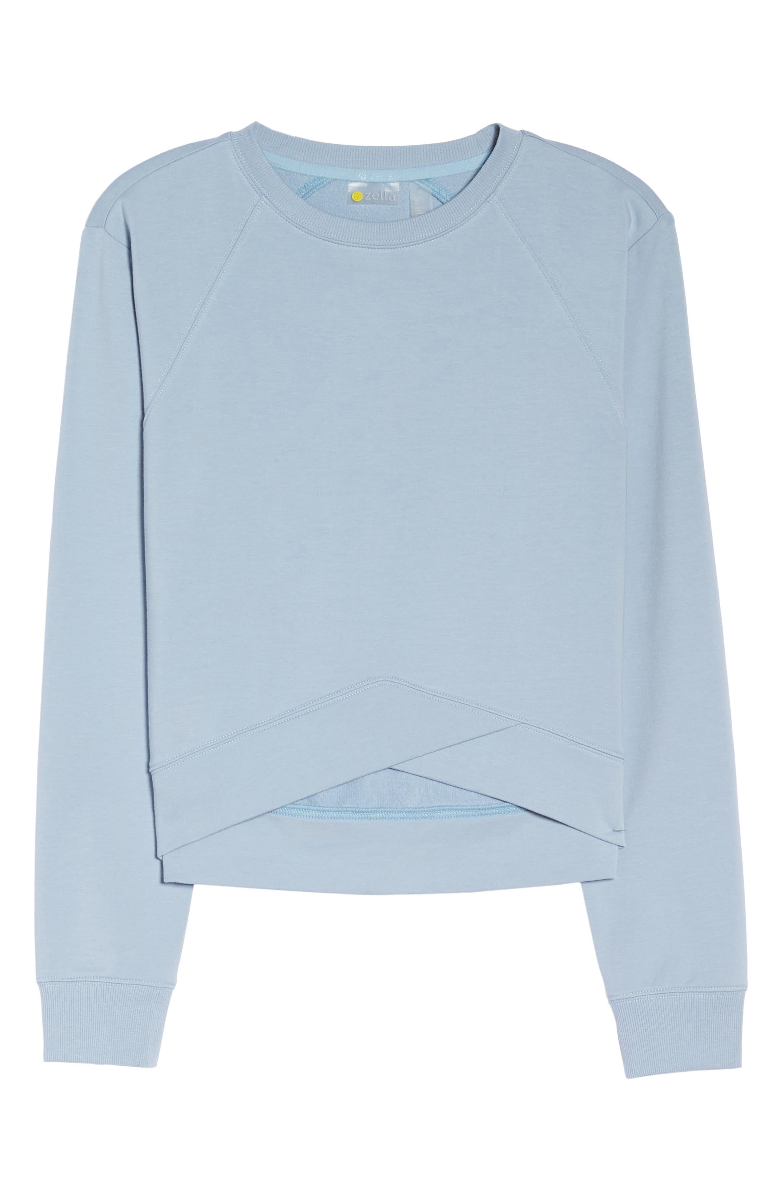 Uplifted Sweatshirt,                             Alternate thumbnail 7, color,                             420