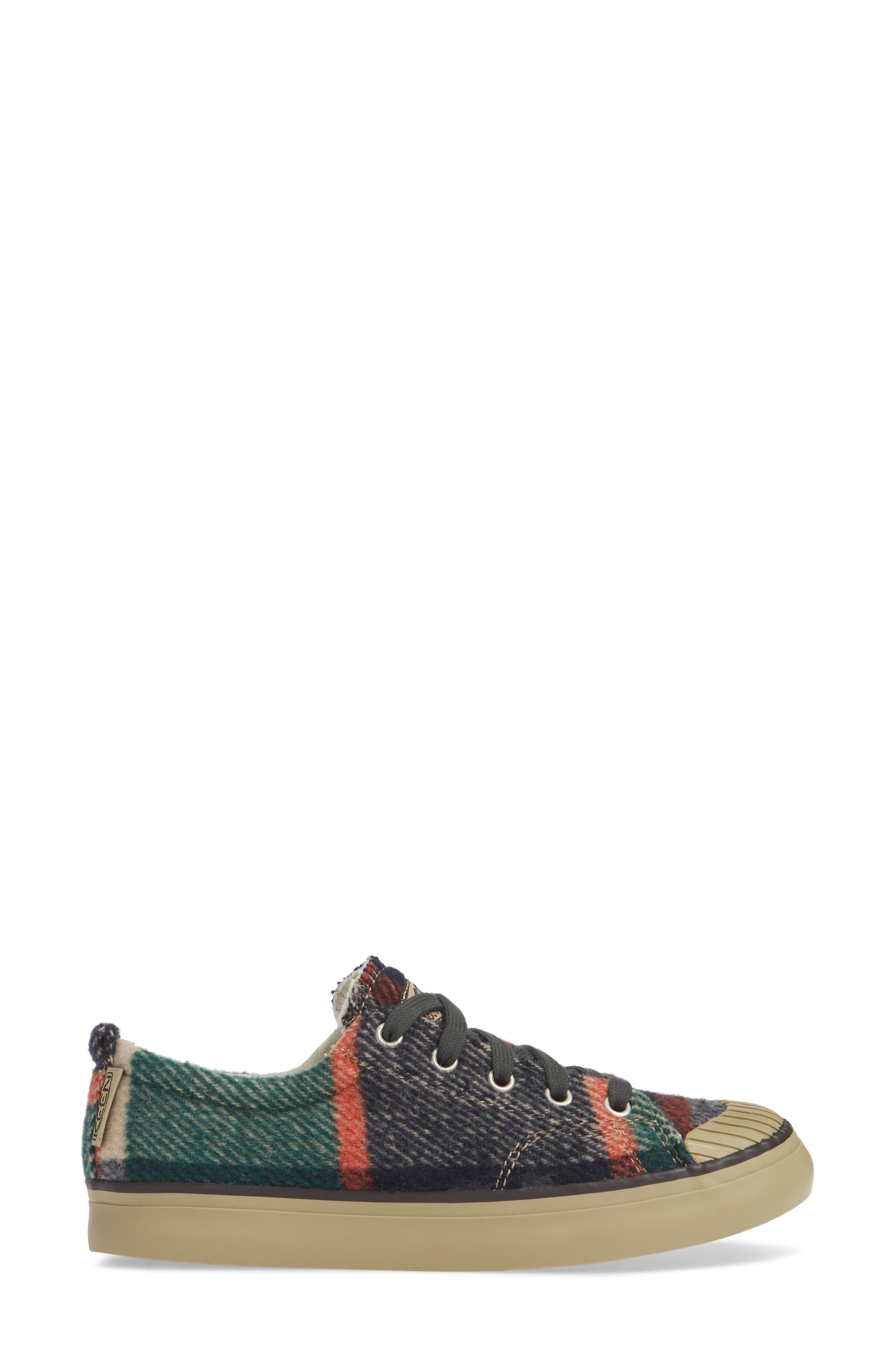 KEEN,                             Elsa Fleece Sneaker,                             Alternate thumbnail 3, color,                             300