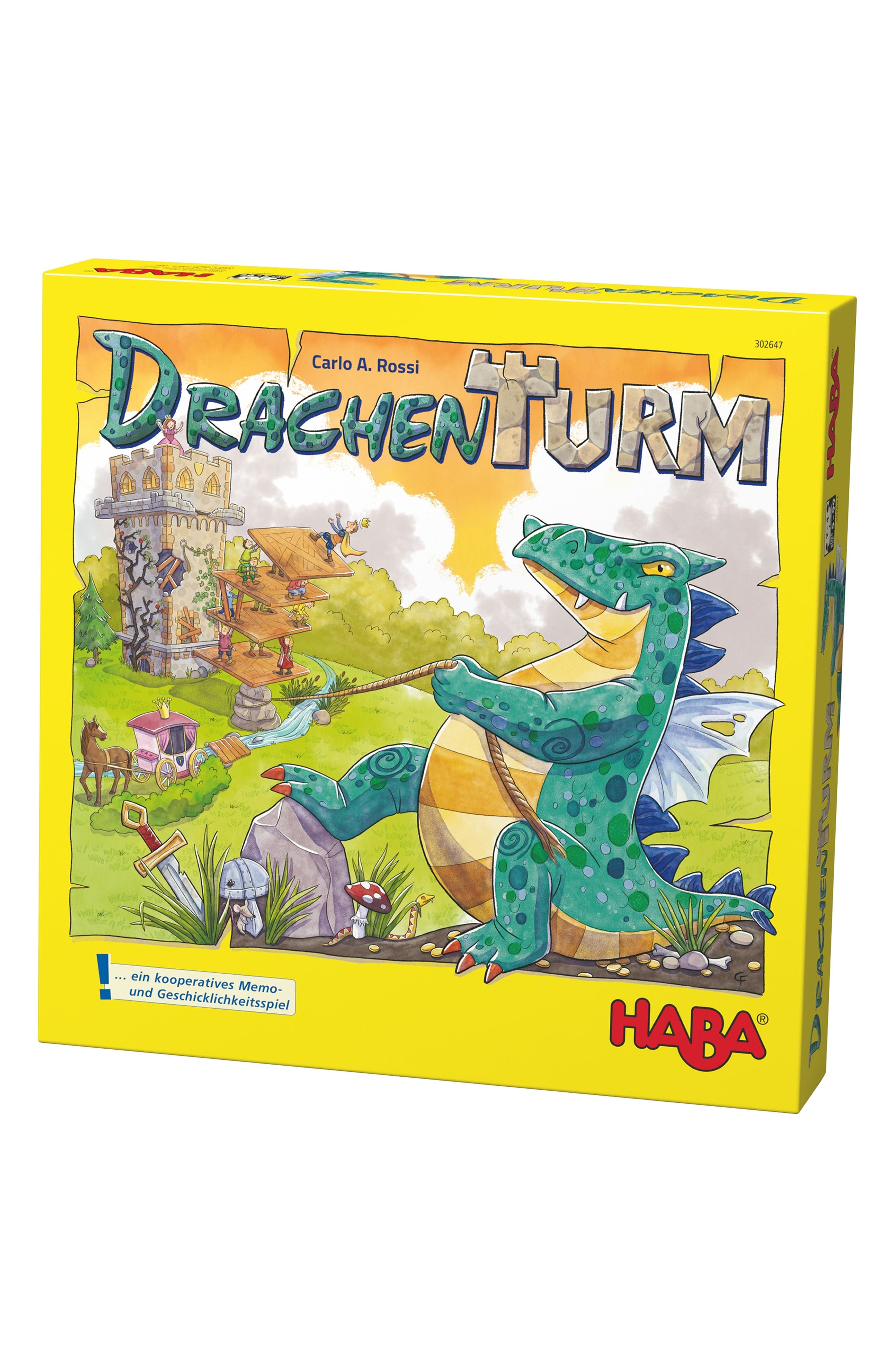 Dragon Tower 3D Memory Game,                             Alternate thumbnail 2, color,                             700