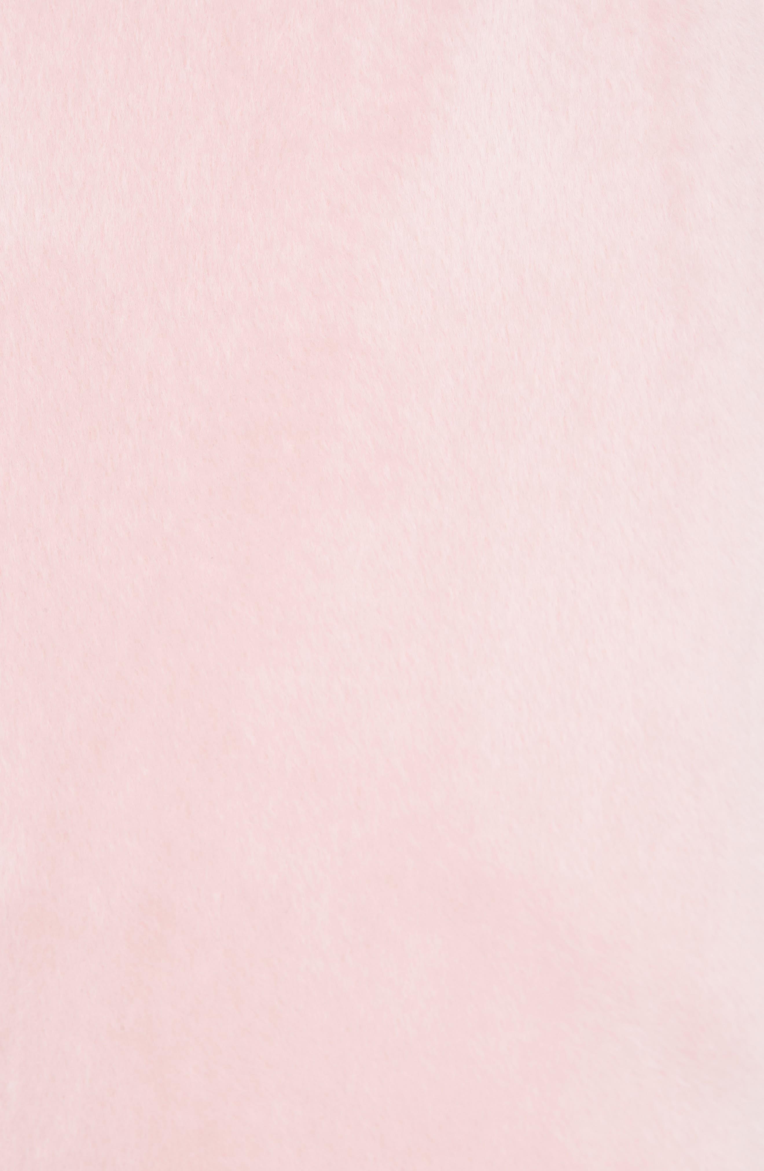 MAX MARA,                             Zarda Alpaca Double Breasted Coat,                             Alternate thumbnail 6, color,                             664