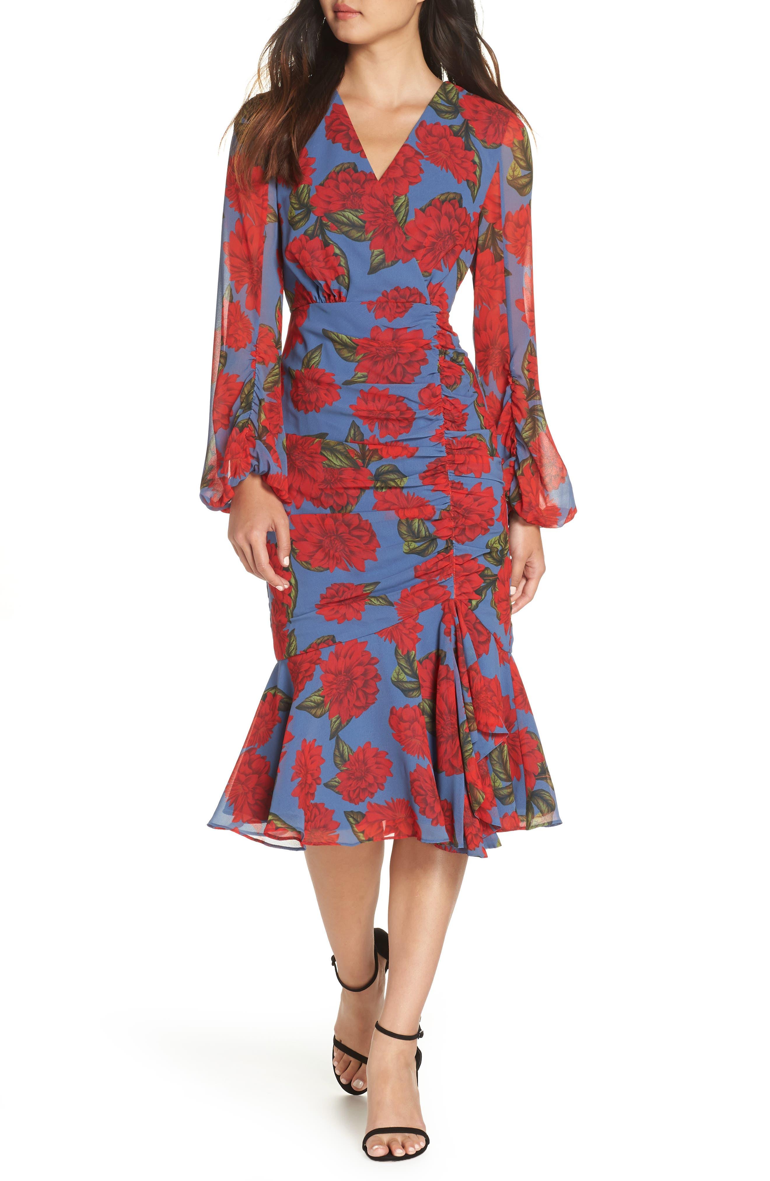 Keepsake The Label Find You Midi Dress