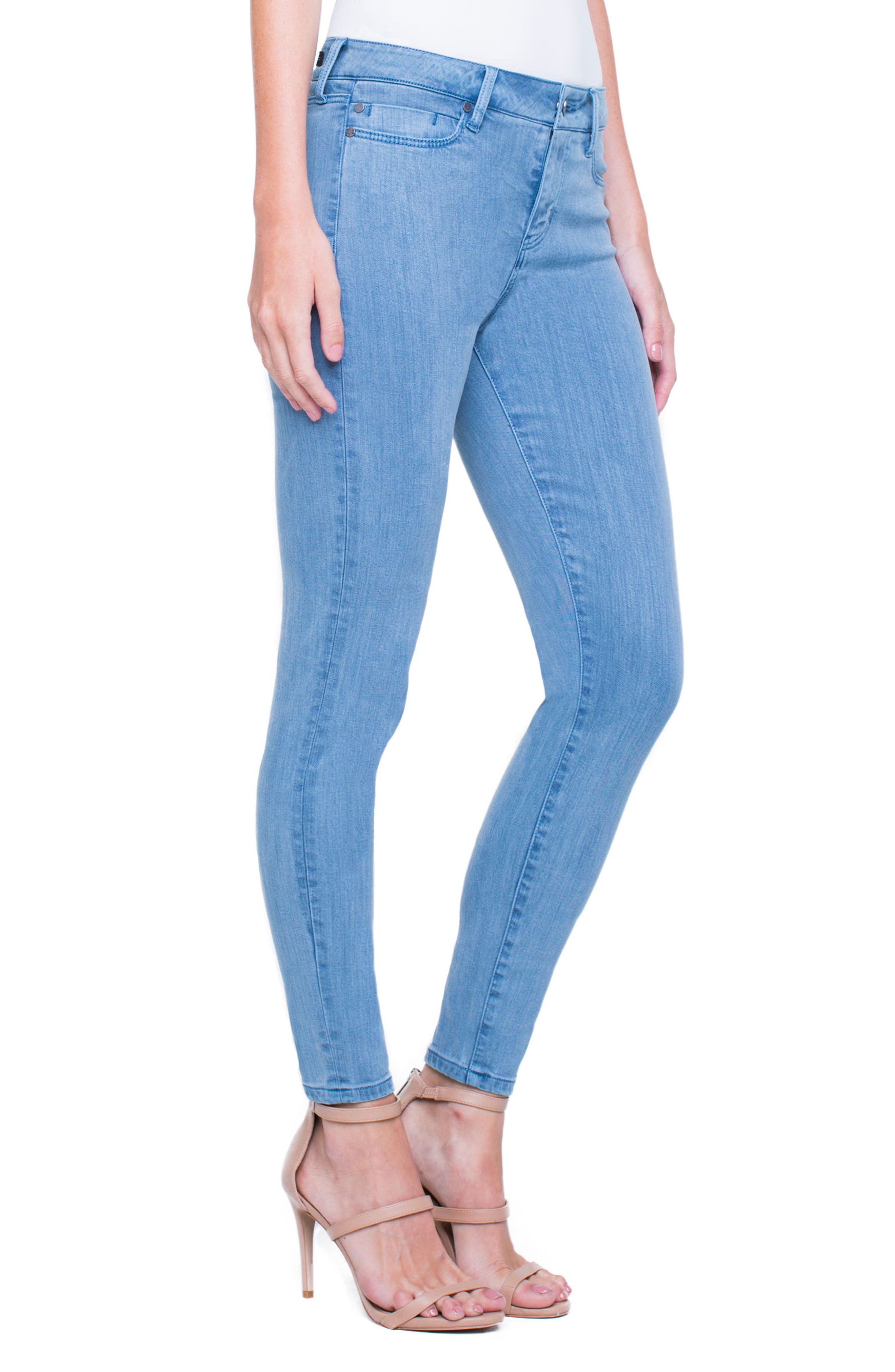 Penny Ankle Skinny Jeans,                             Main thumbnail 5, color,