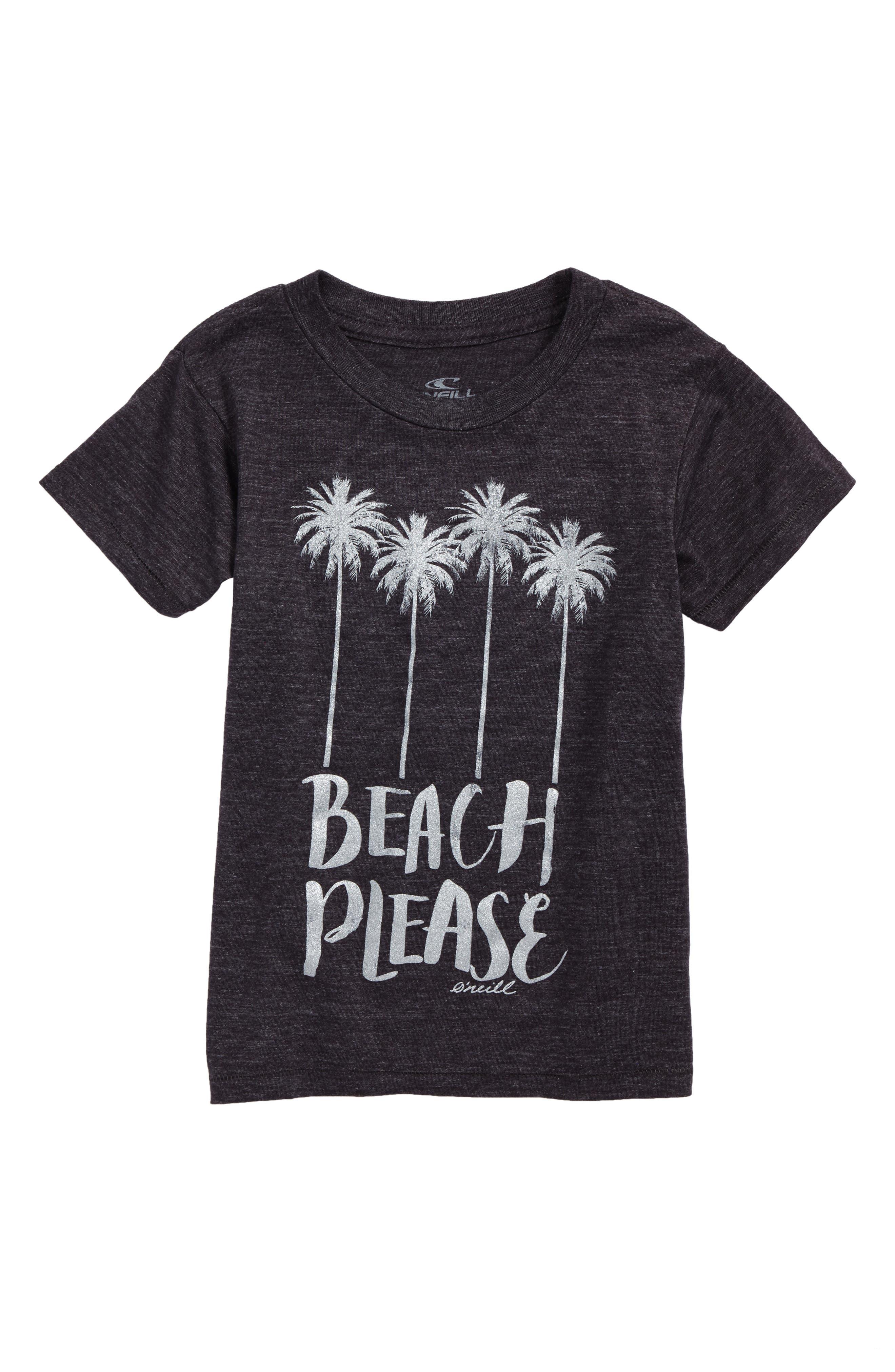 Palm Beach Please Graphic Tee,                             Main thumbnail 1, color,                             026