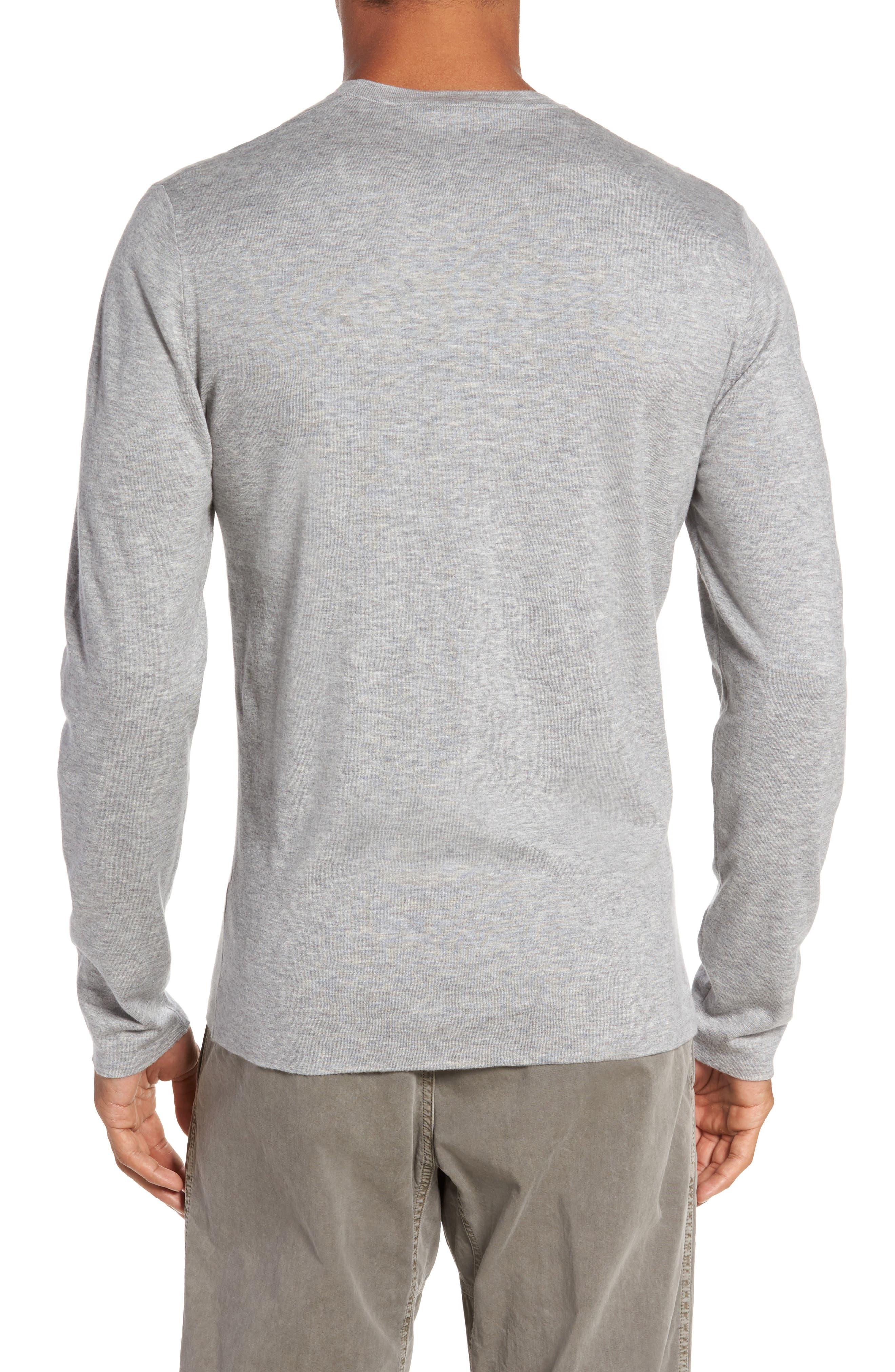 Reversible Long Sleeve T-Shirt,                             Alternate thumbnail 2, color,                             020