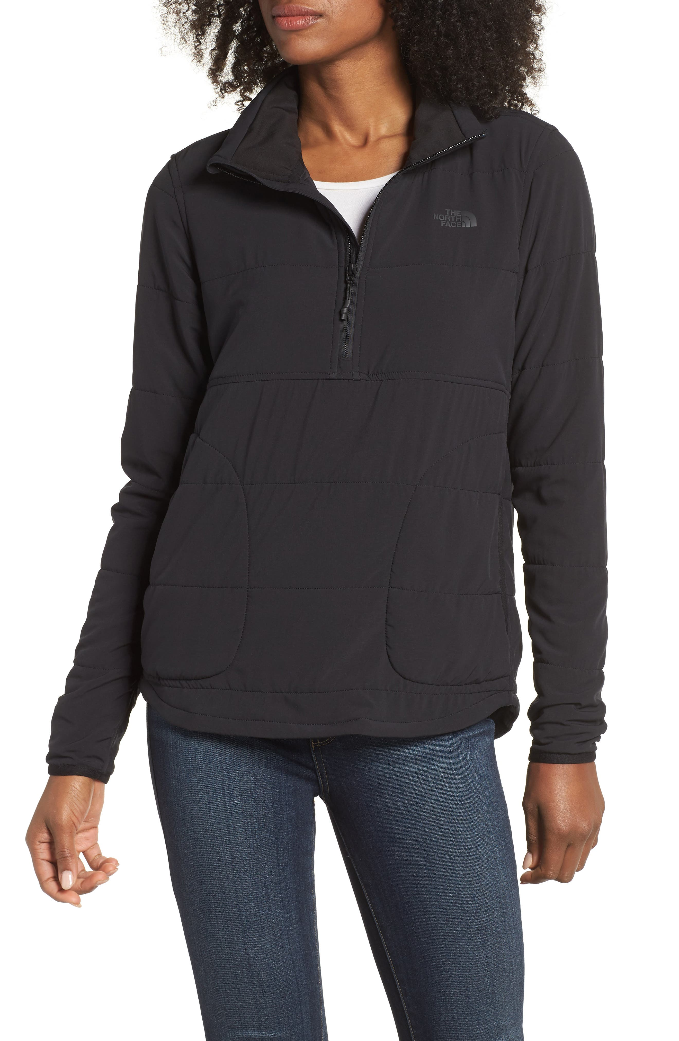 Mountain Sweatshirt Quarter Zip Pullover,                             Main thumbnail 1, color,