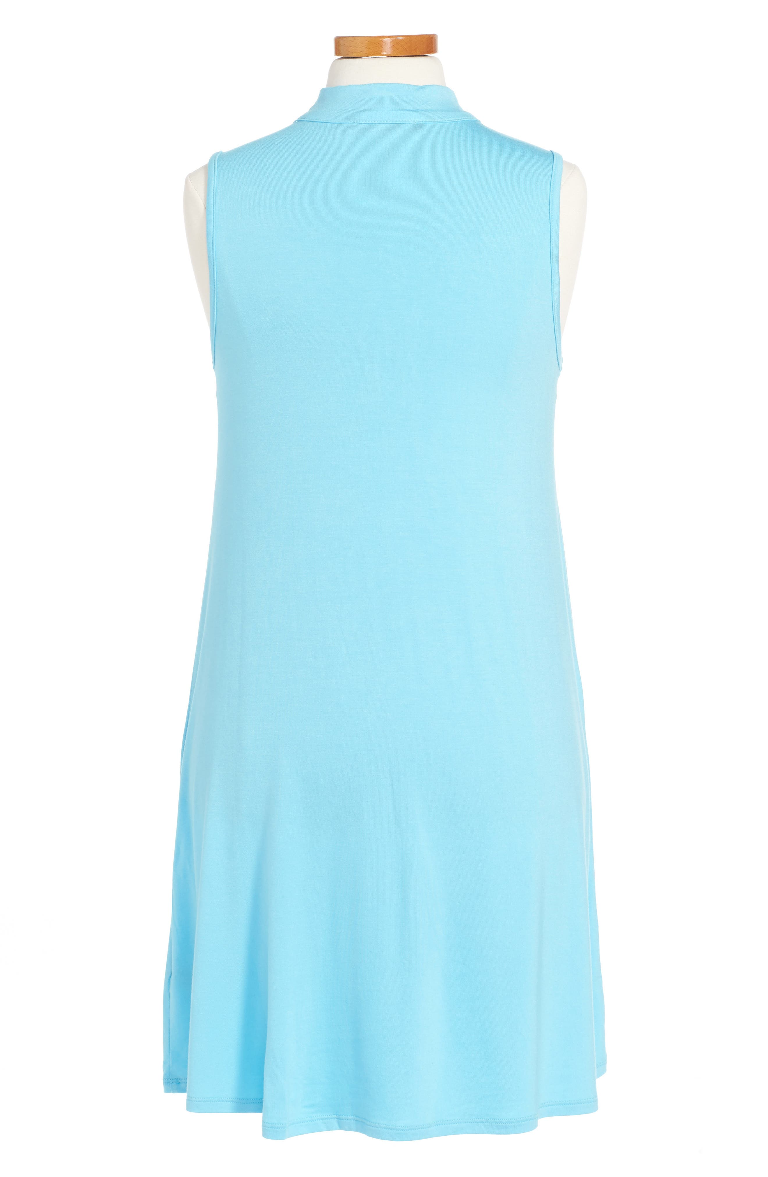 Anna Gigi Neck Dress,                             Main thumbnail 2, color,