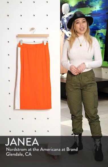 Classics Ribbed Skirt, sales video thumbnail