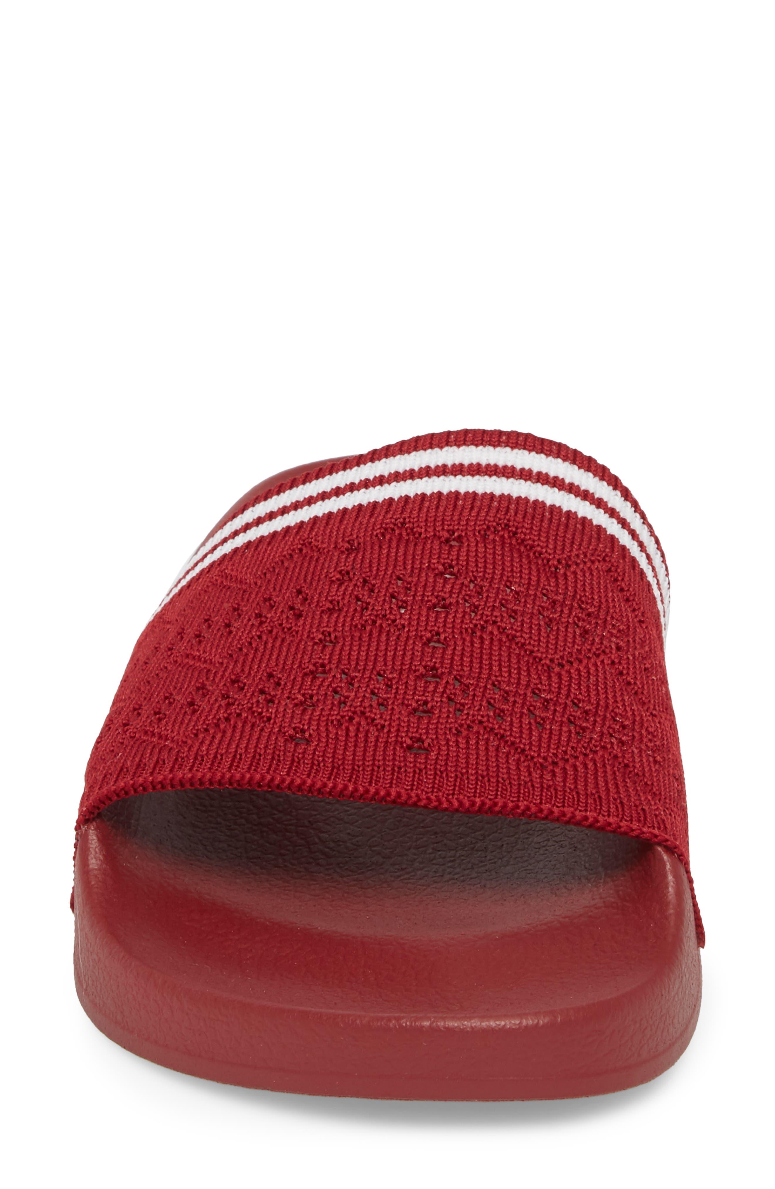 Vibe Sock Knit Slide Sandal,                             Alternate thumbnail 19, color,