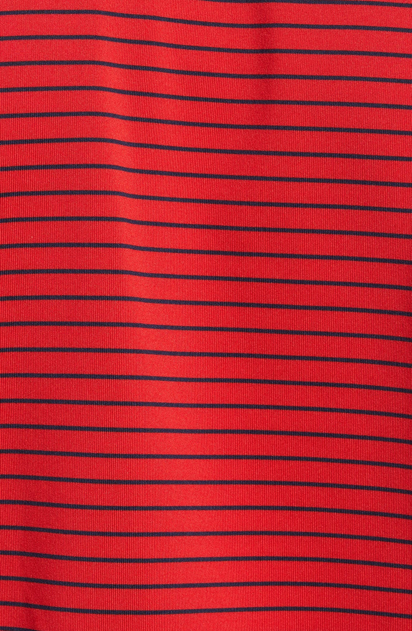 'Playoff' Loose Fit Short Sleeve Polo,                             Alternate thumbnail 279, color,