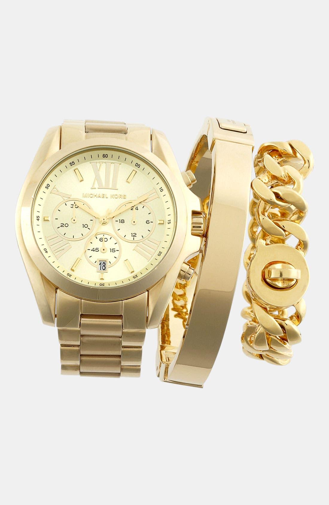 Bradshaw Chronograph Bracelet Watch, 43mm,                             Alternate thumbnail 59, color,