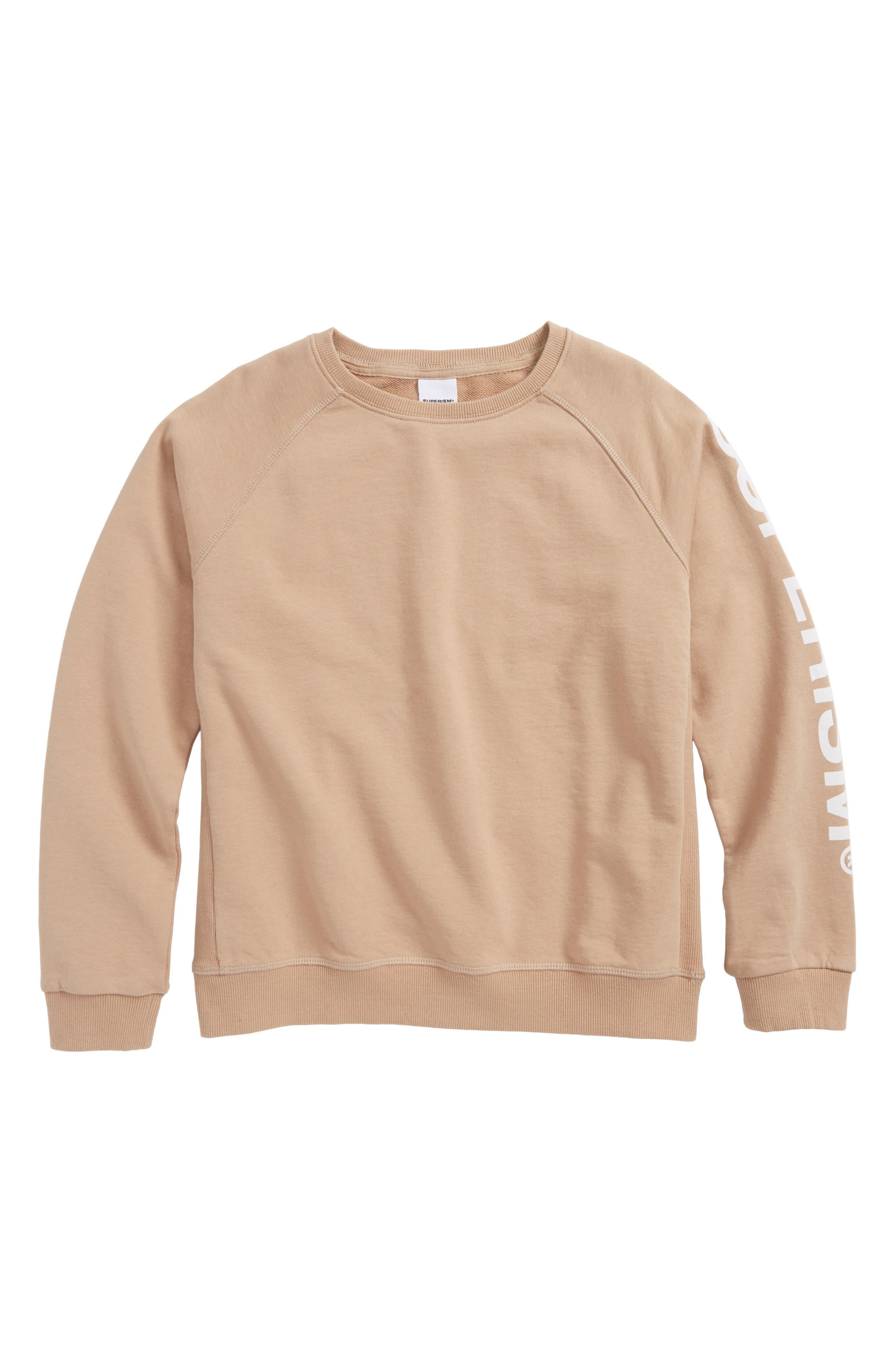 Andy Fleece Sweatshirt,                             Main thumbnail 1, color,                             250
