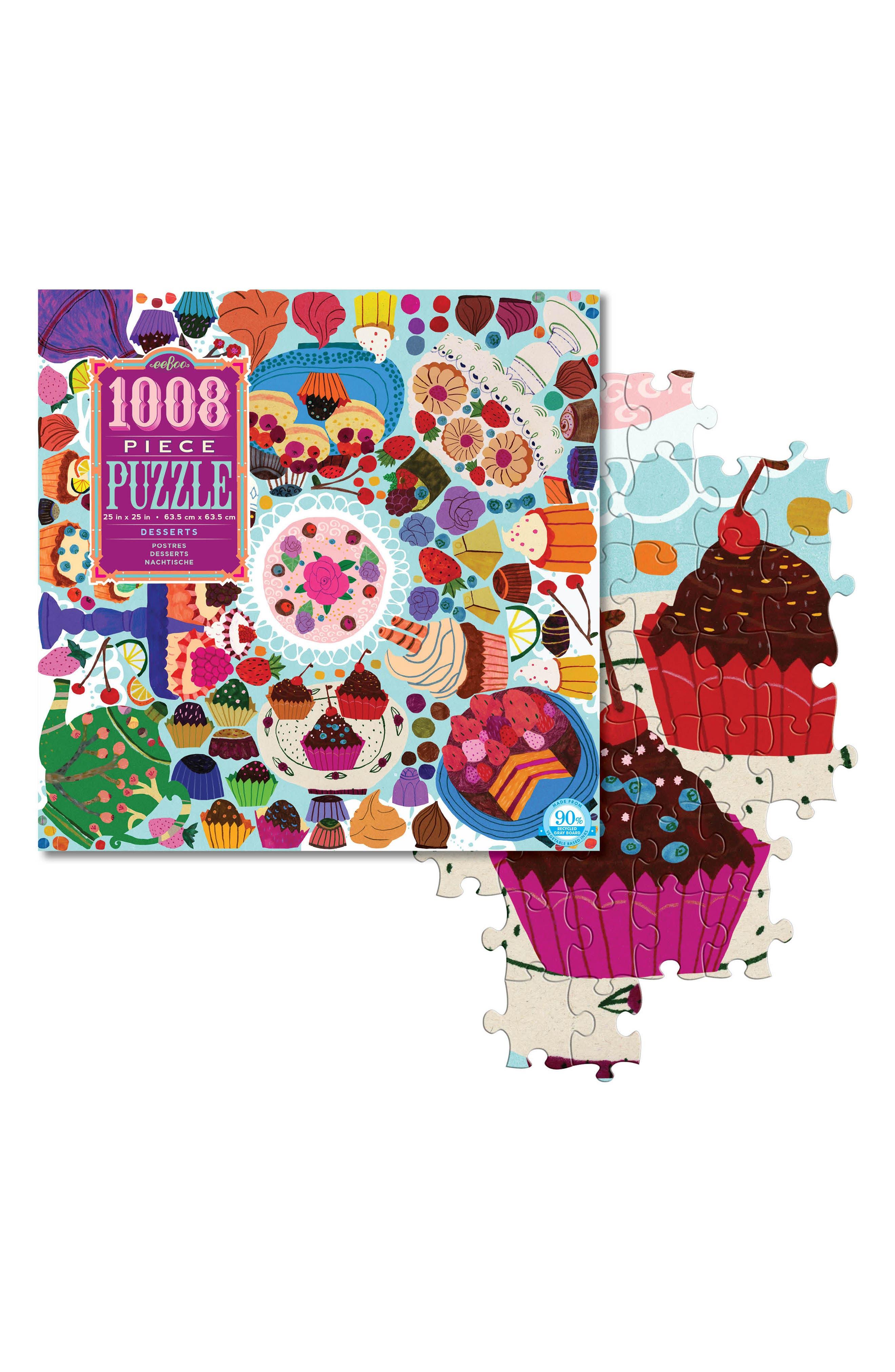 Desserts 1008-Piece Puzzle,                             Alternate thumbnail 3, color,                             400
