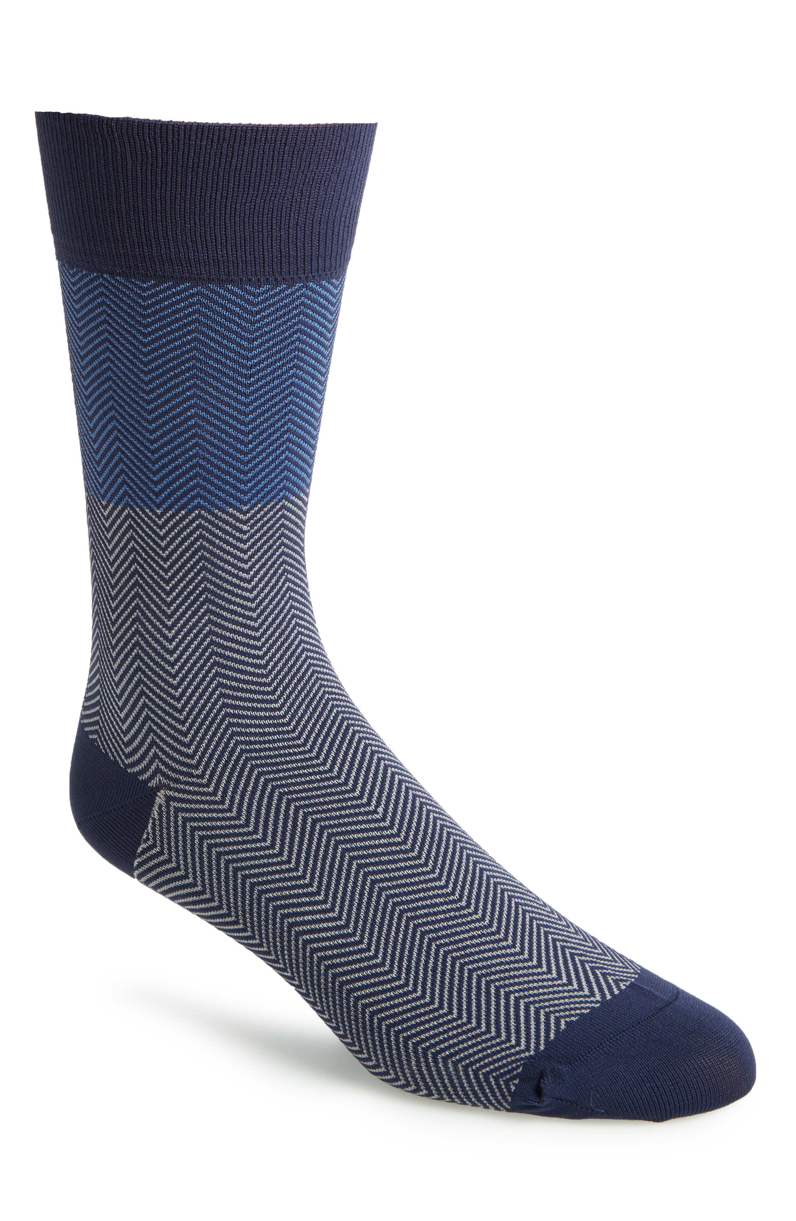 Herringbone Socks,                             Main thumbnail 3, color,