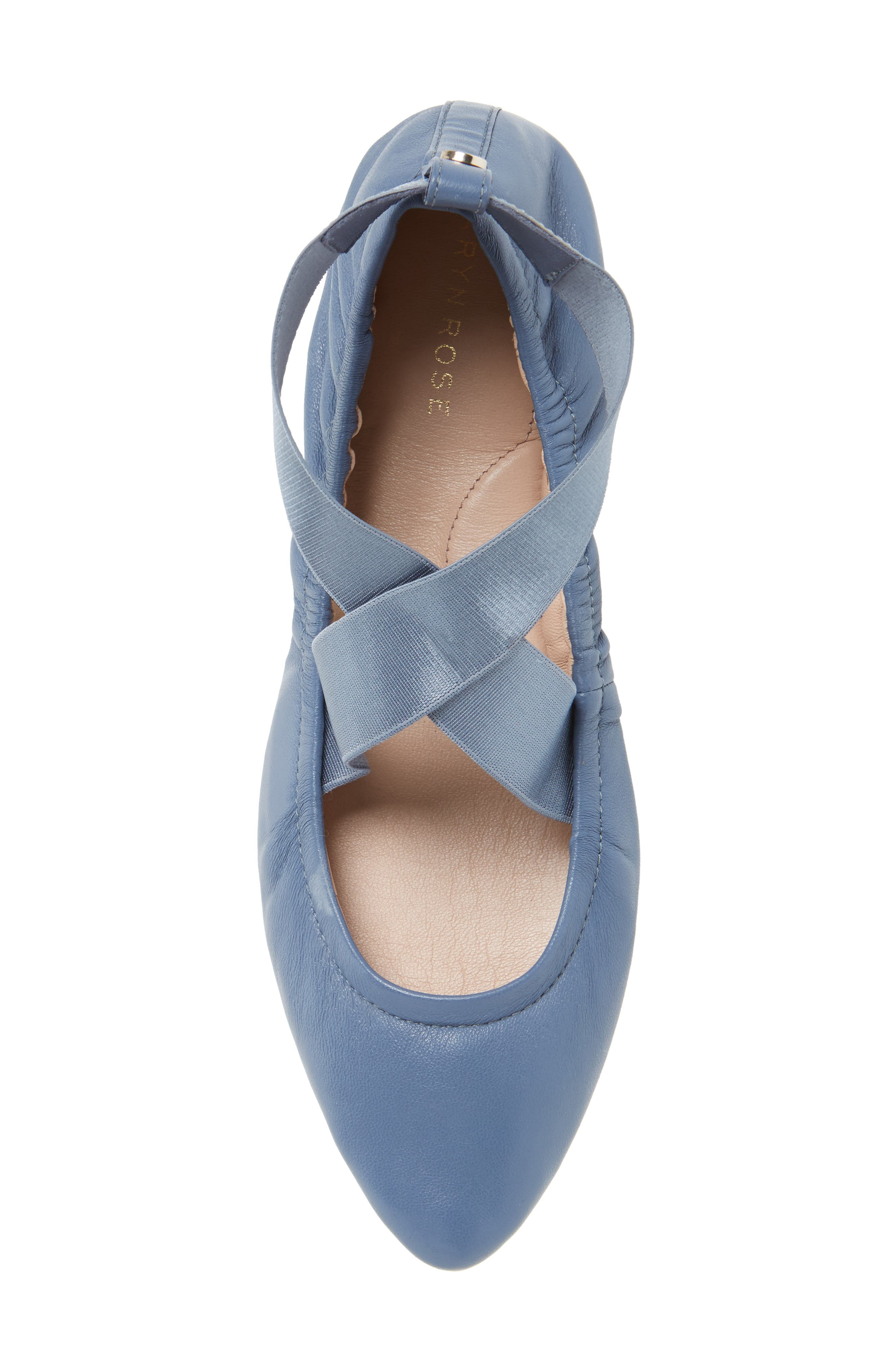 Edina Strappy Ballet Flat,                             Alternate thumbnail 23, color,