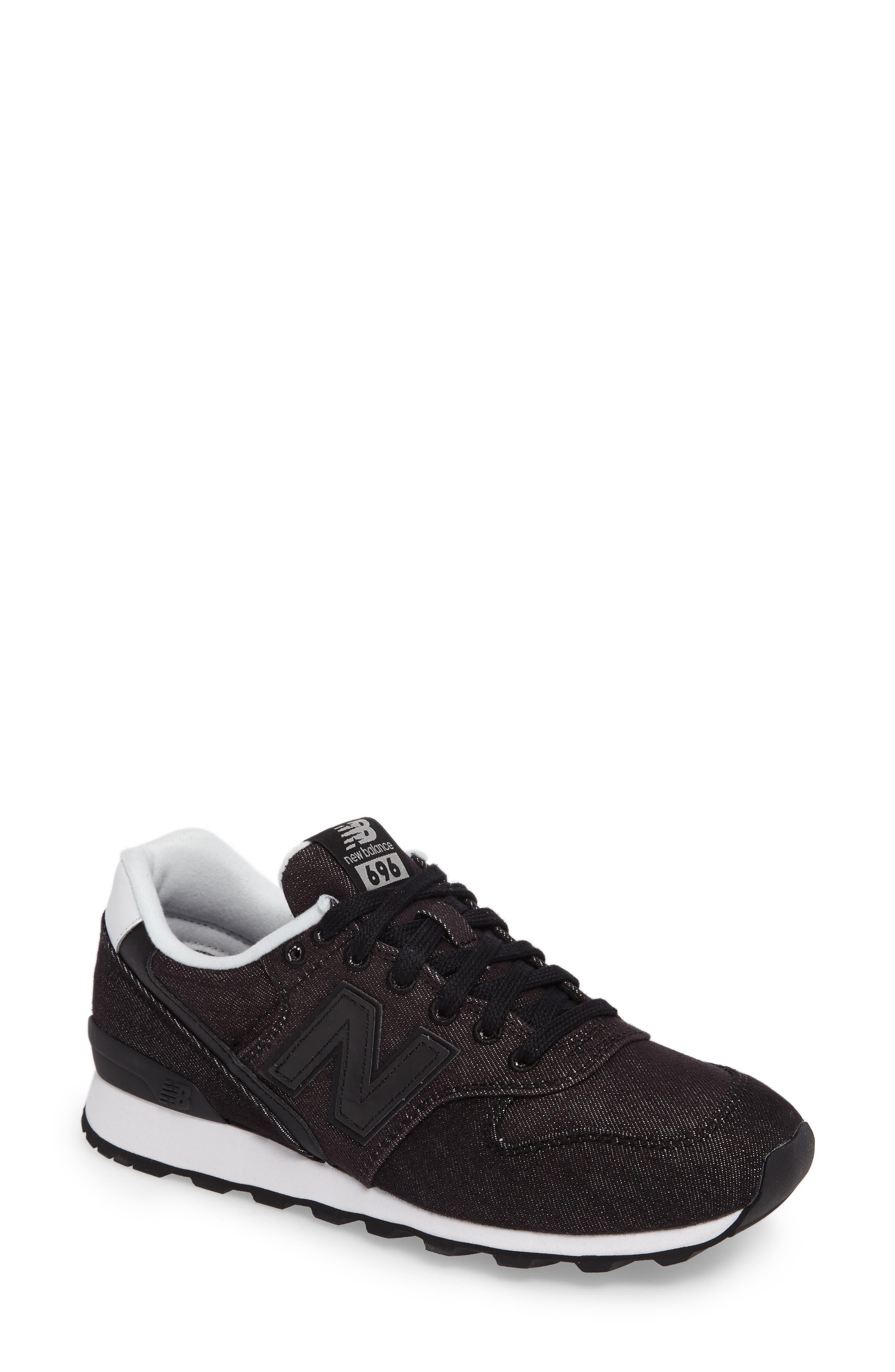 696 Sneaker,                             Main thumbnail 1, color,                             001